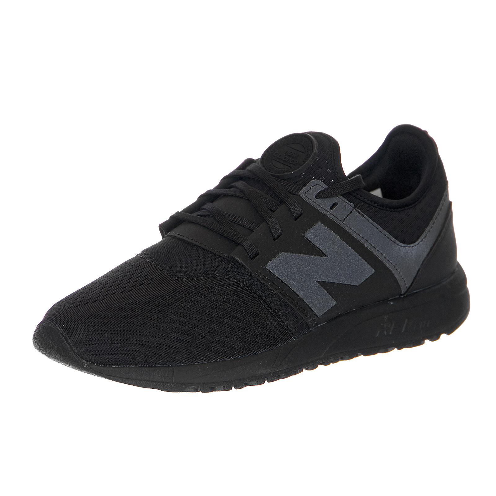 Neu Gleichgewicht Chaussure Lifestyle Unisex Synthetische Total Black Schwarz