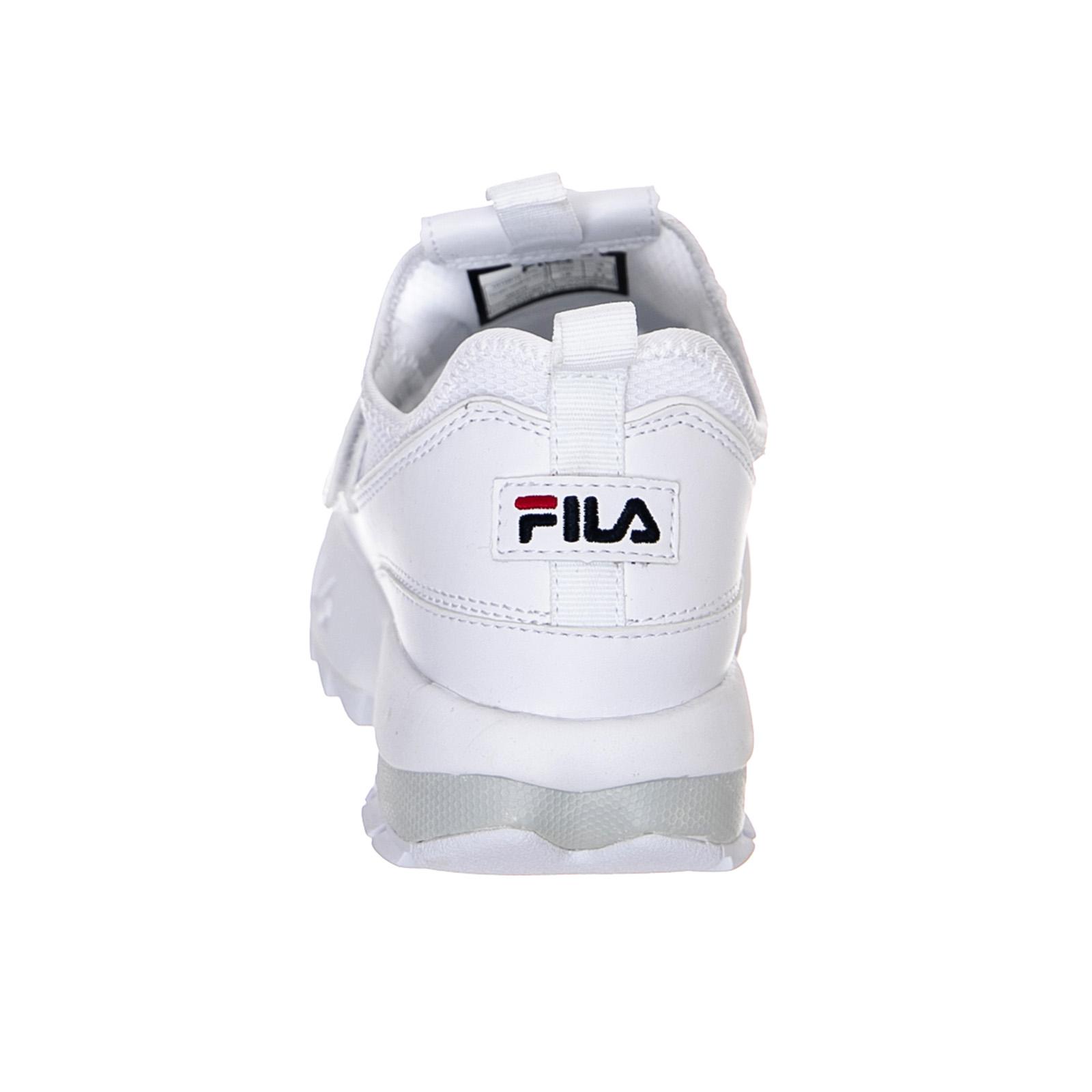 fila disruptor half sandal
