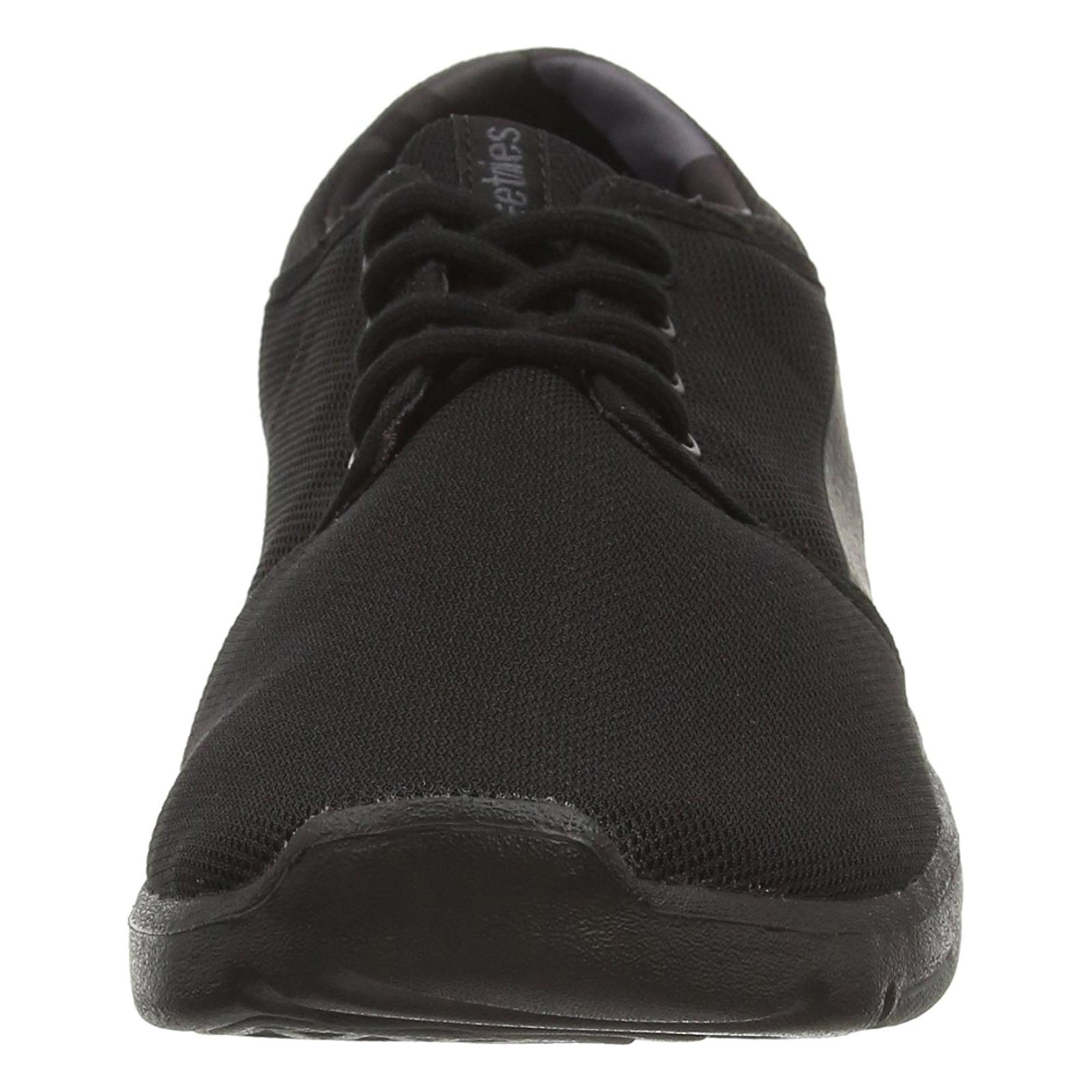 Billig gute Qualität Etnies Turnschuhe scout black/grau/black schwarz