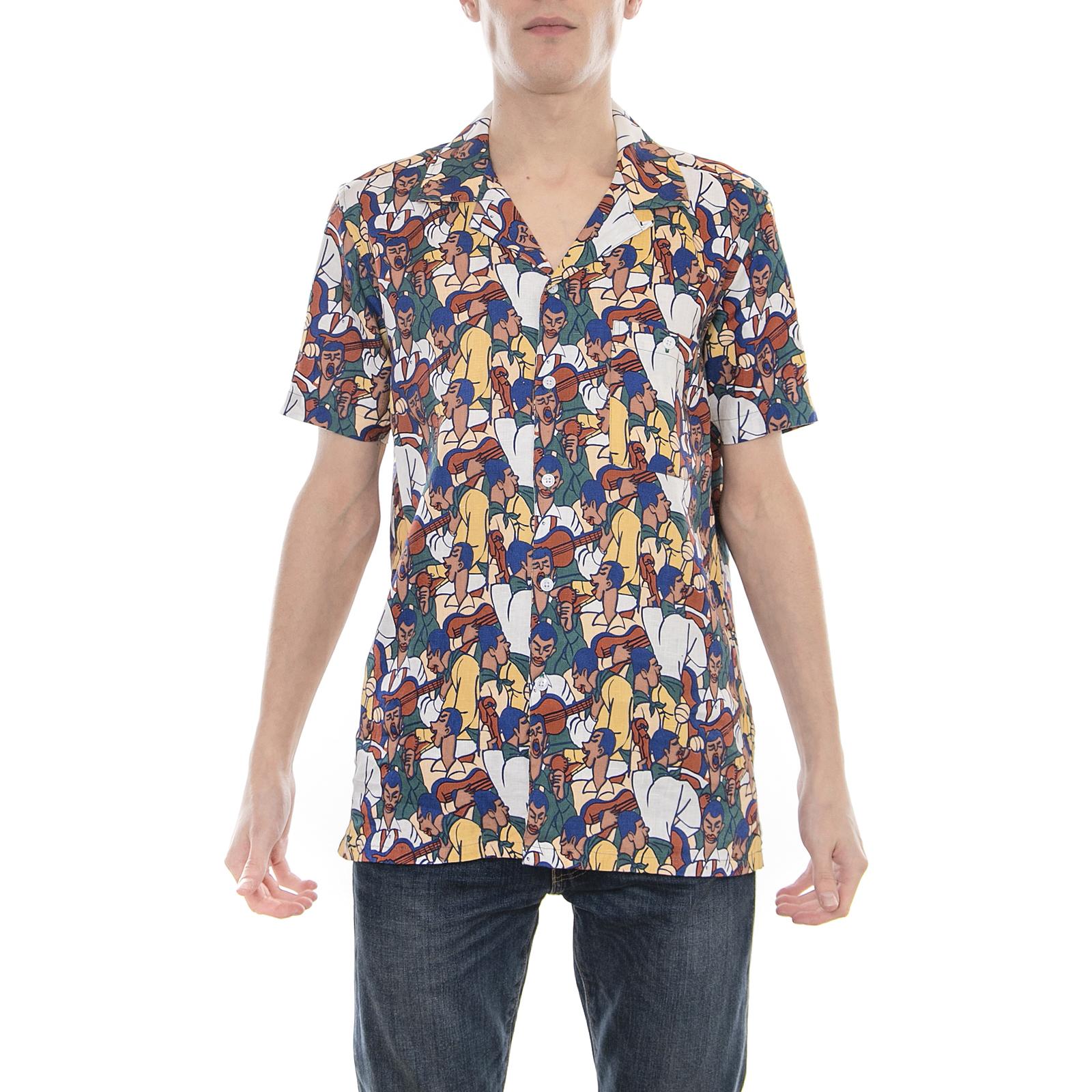 Entfernte Entfernte Entfernte Hemden Sahil Fiesta Mehrfarben | Online-verkauf  6327bd