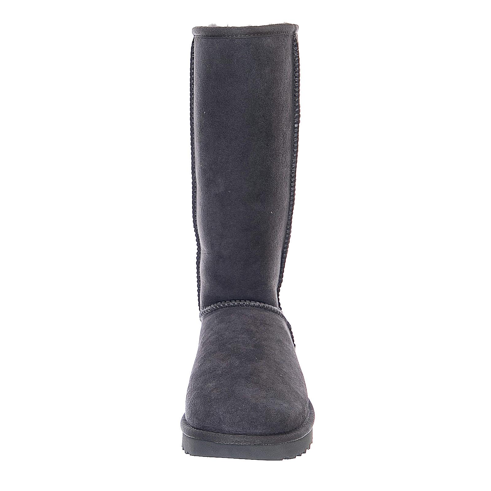 Ii Gris Ugg Tall Grey Classic pour Bottes Femmes Enx1qP6