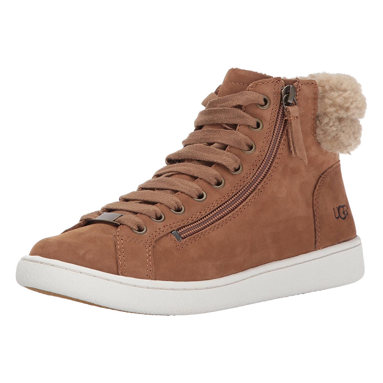 Ugg Sneakers Olive Chestnut Brown