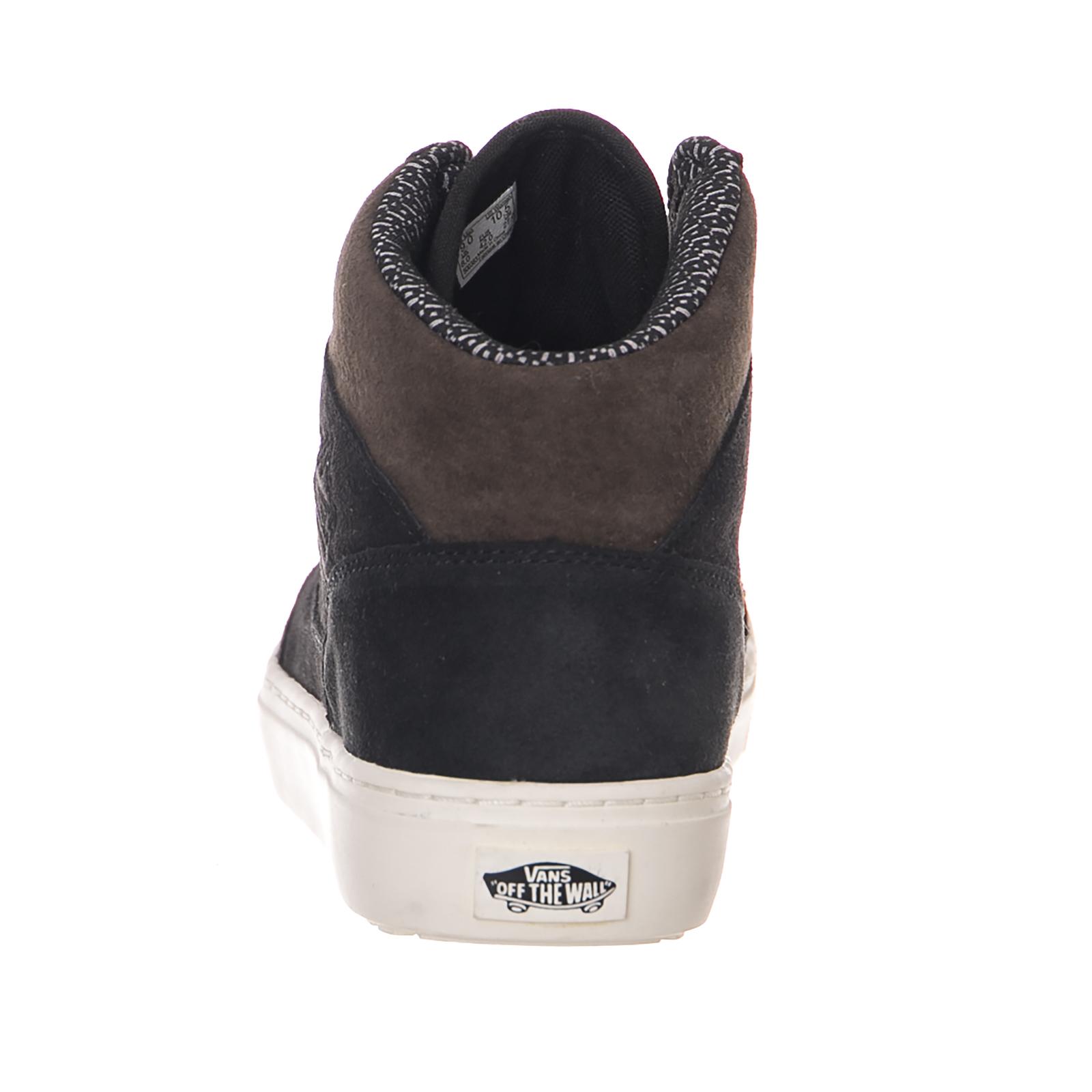 Vans Sneakers Sneakers Sneakers U Mountain Edition C (Waxed Suede) B Black 66409a