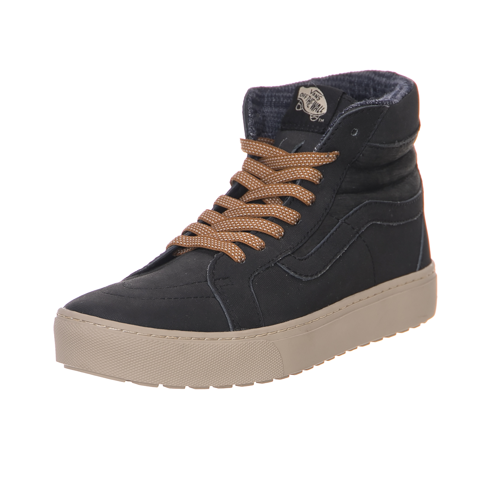 edab965ac8e503 Vans Sneakers U Sk8-Hi Mte Cup (Mte) Black Hum Nero