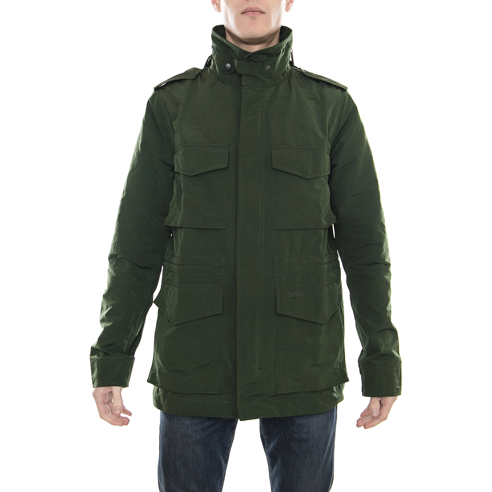 Barbour-Giacche-Barbour-Orel-Jacket-Green-Verde