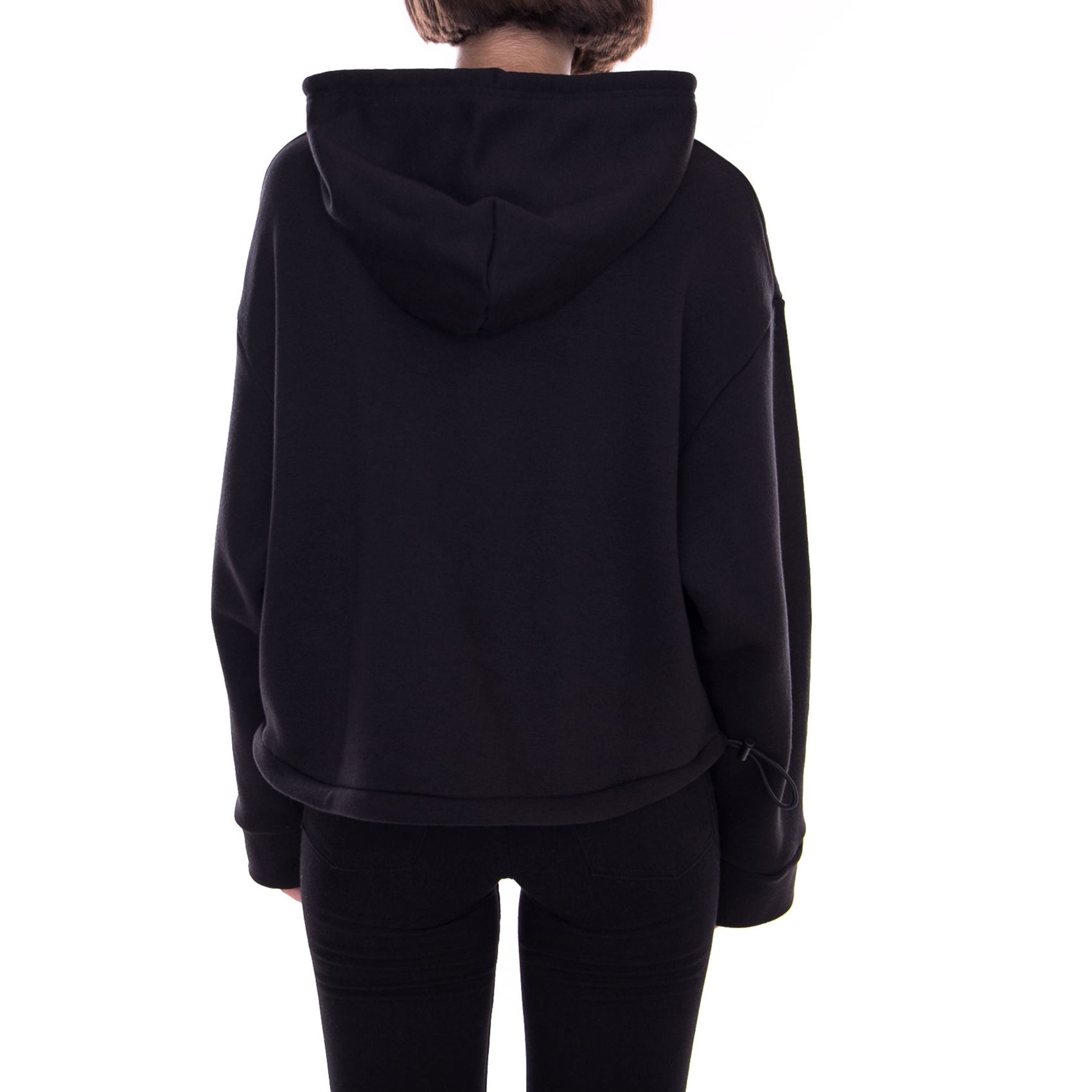 Felpe à Monday Nero capuche Sweat Expose Noir 16qtq