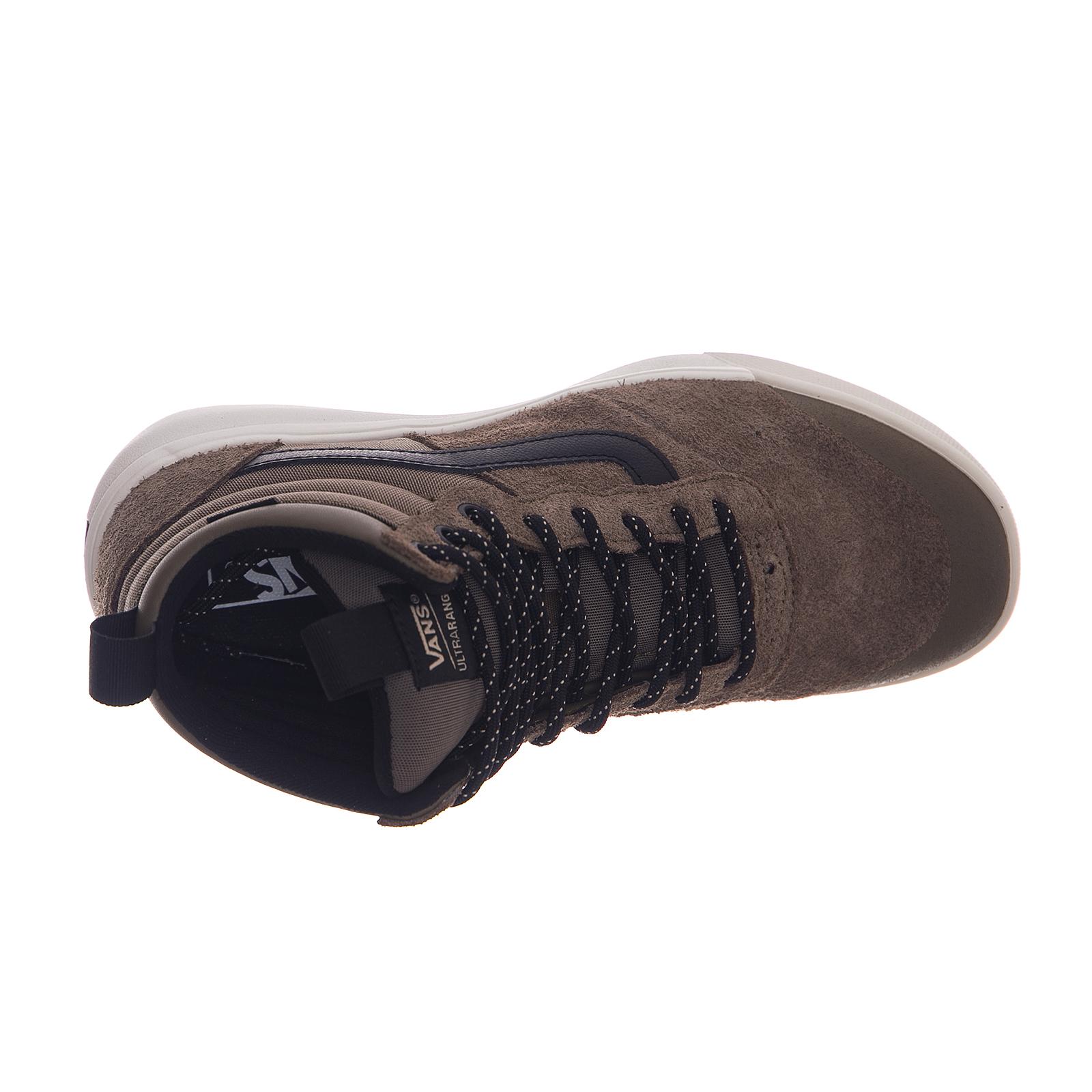 Vans Sneakers Ua Ultrarange Ultrarange Ultrarange Hi Cub Marshmallow Brown 72cd06