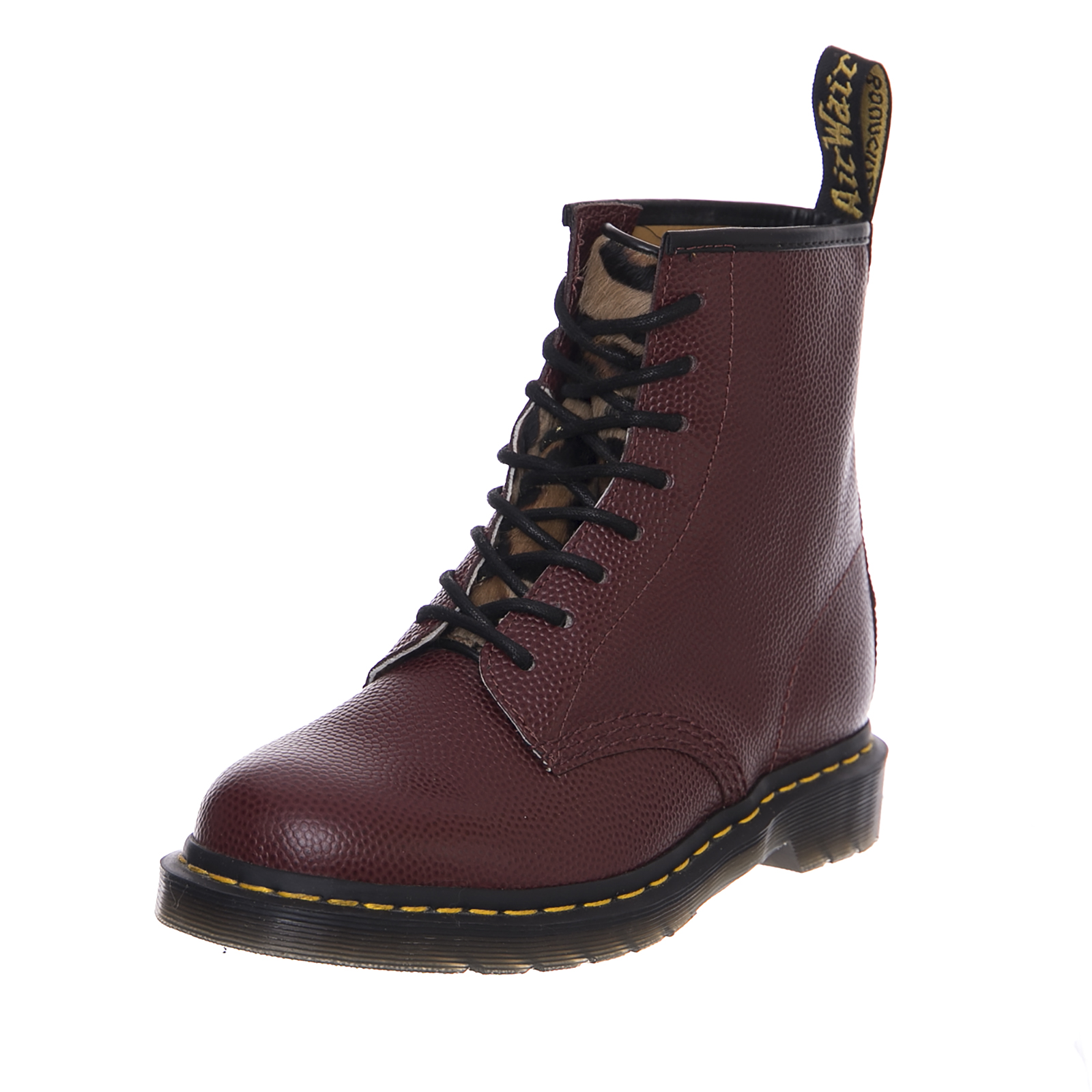 Dr.Martens Boots Stussy 1460 Cherry + Leo Red