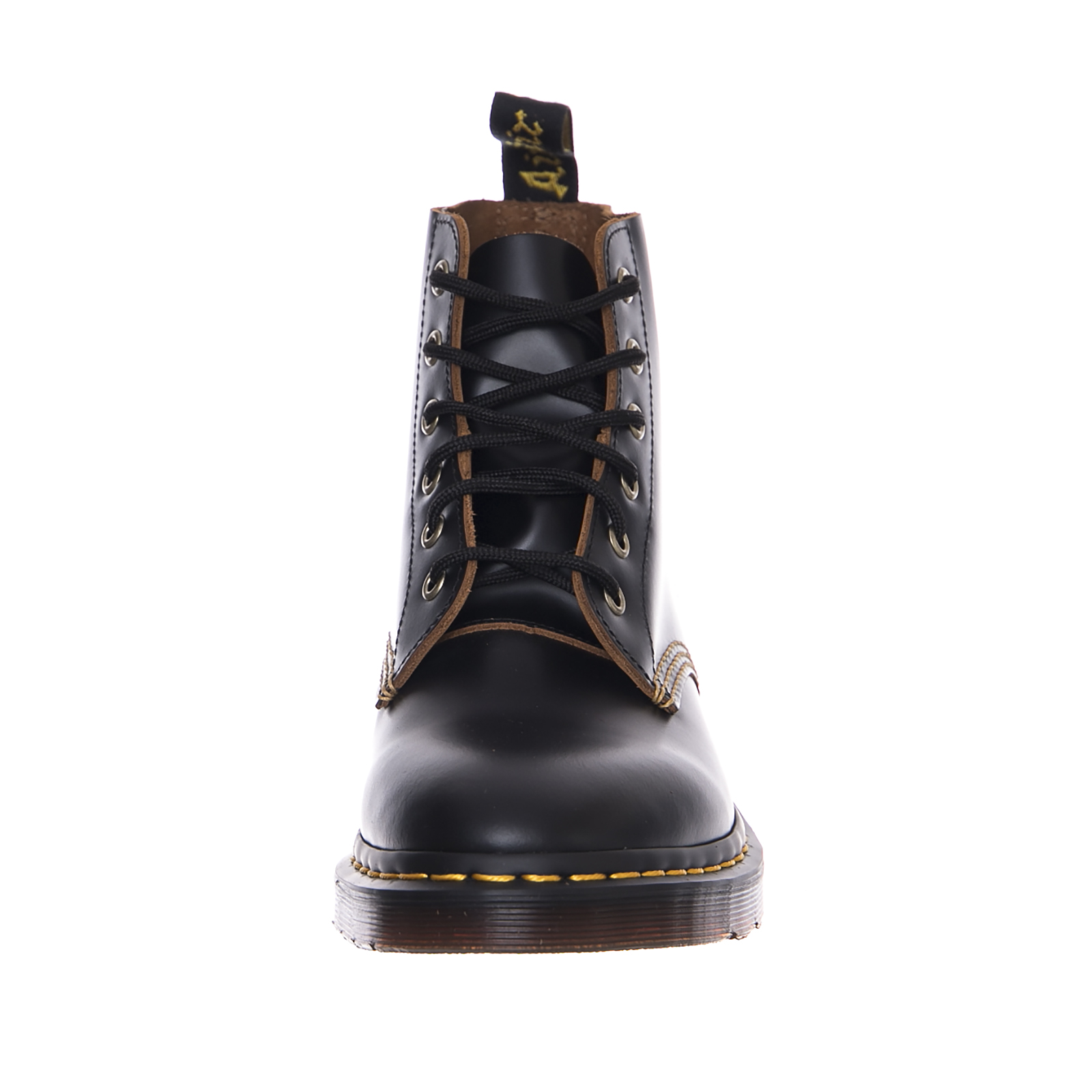 Dr.Martens Boots 101 Arc Black Vintage Smooth Black