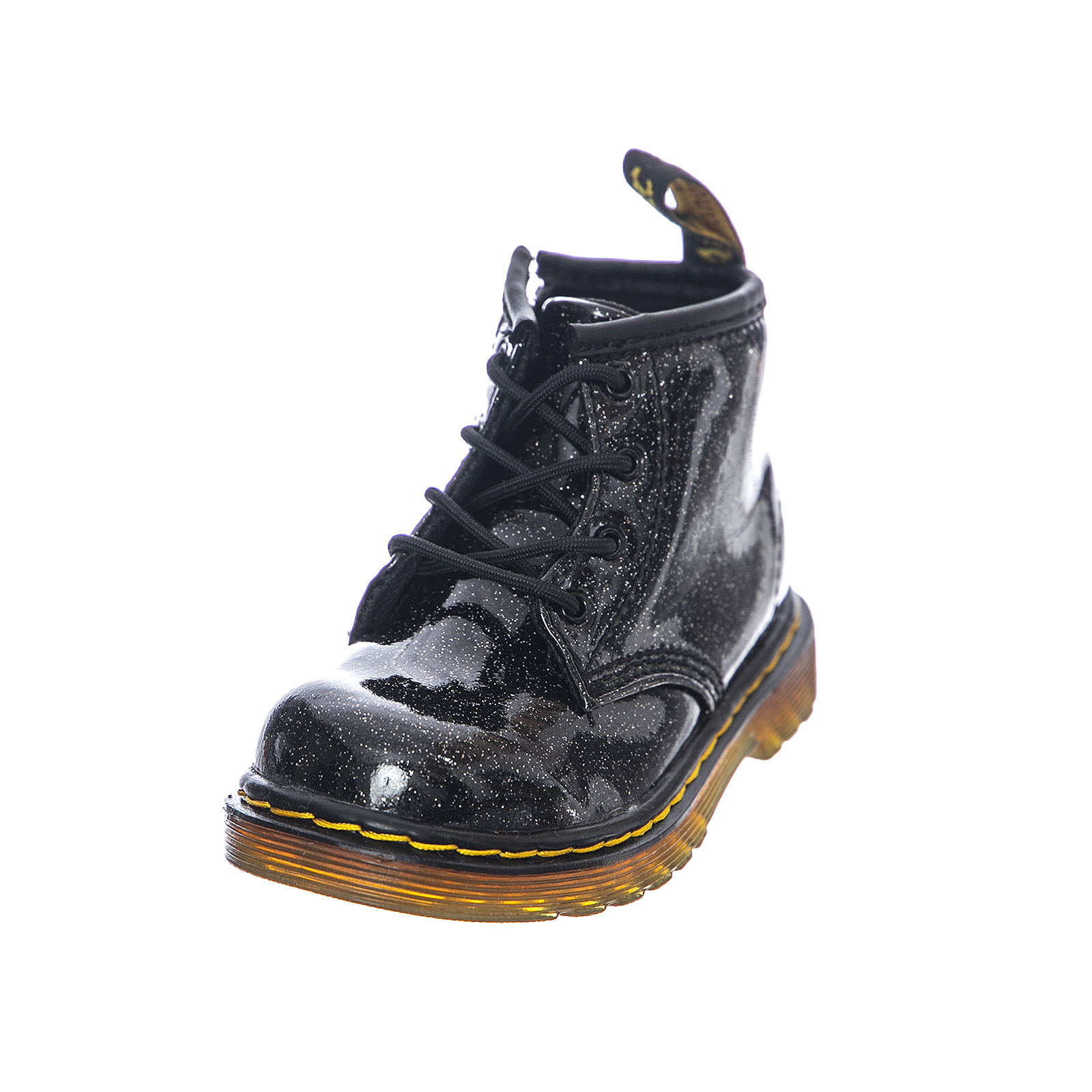 vino restare profumo  Dr.martens 1460 glitter infant boots - stivali bambino glitter neri -  neonato   eBay