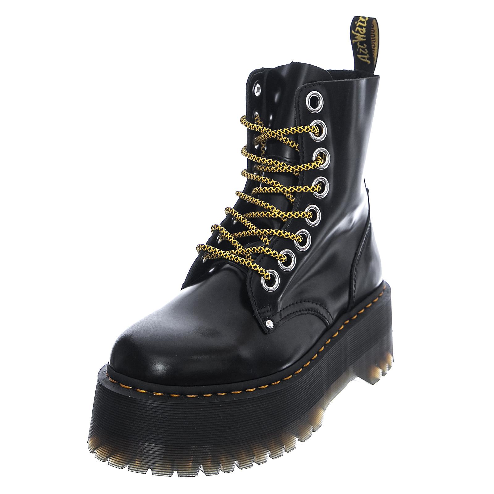 Dr martens jadon max platform boots in 2020 | Platform boots