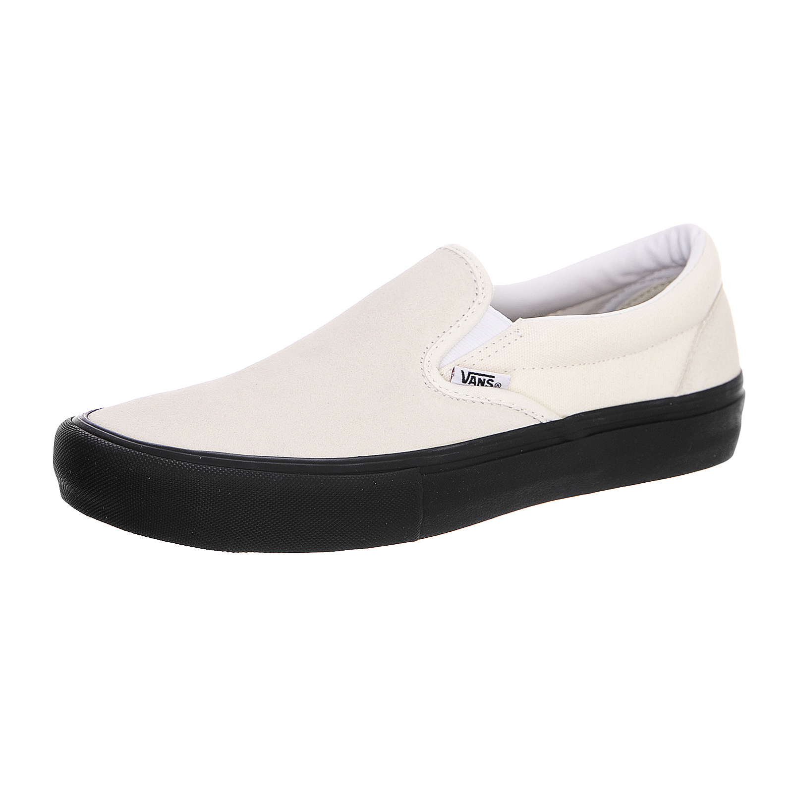 Vans Sneakers Mn Slip-On Pro Classic White/B Bianco