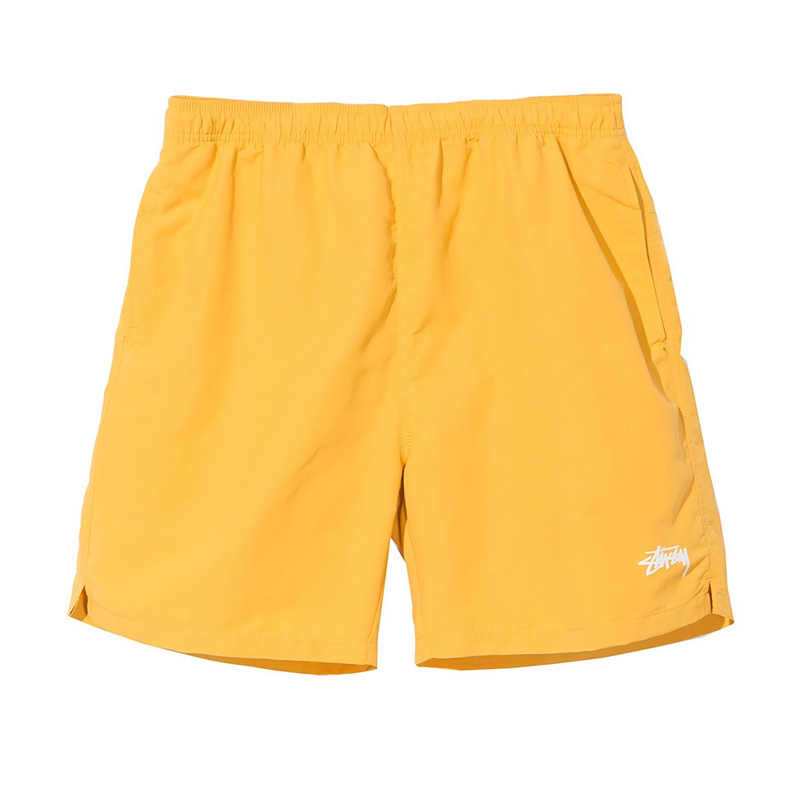 22aeb7f2791d49 Stussy Shorts Stock Water Short Orange Arancione | eBay