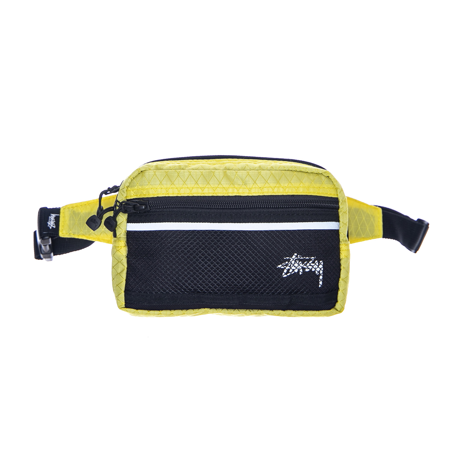 24588e5f72a Stussy Diamond Ripstop - Violet - Bum Bag Multicolour | eBay
