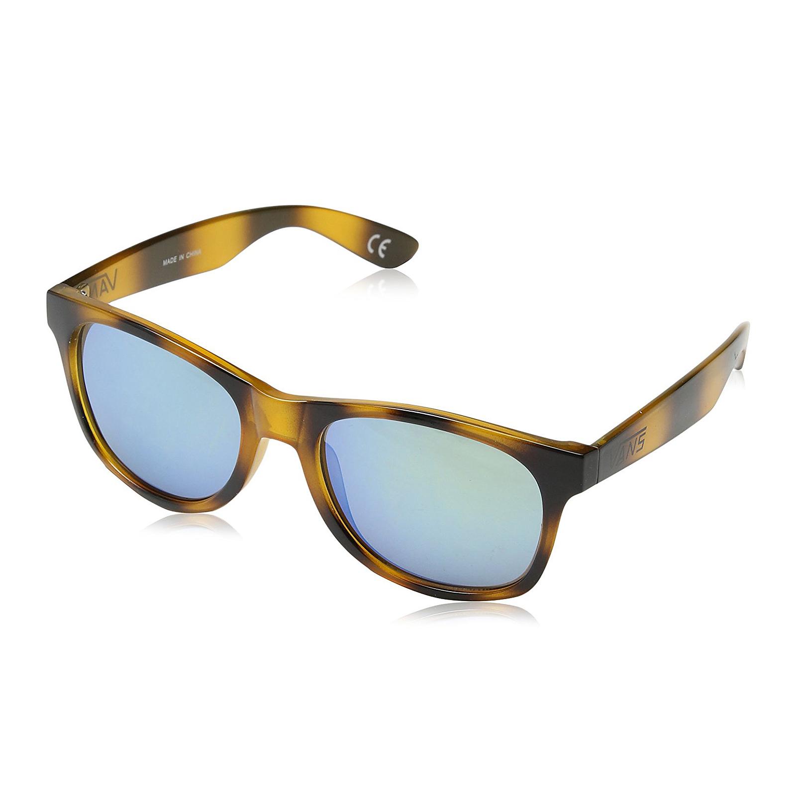 l'ultimo 40361 7af78 Details about Vans Sunglasses MN Spicoli 4 Shades Brown Tortoise Brown-  show original title