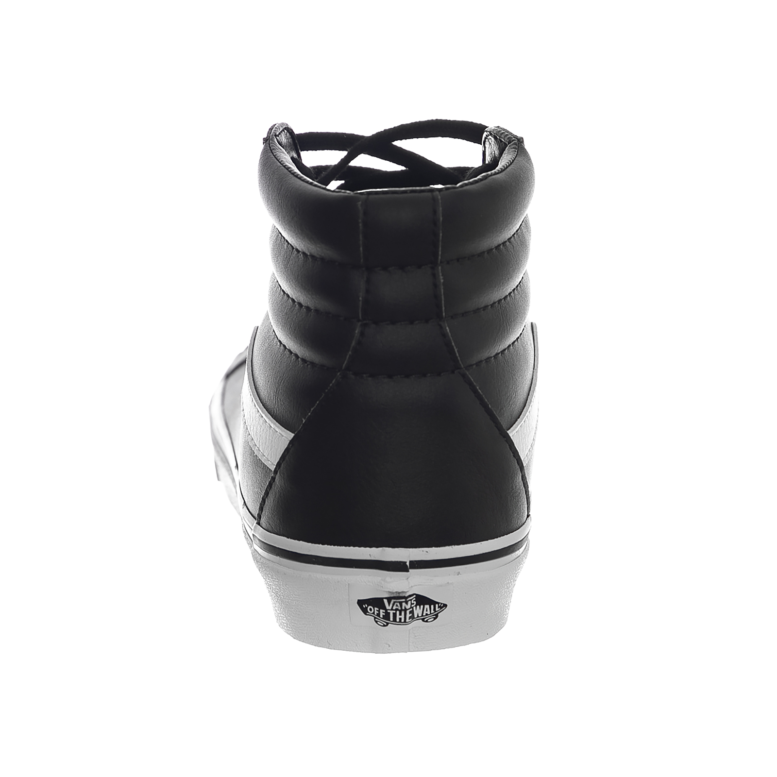 Dettagli su Vans Sneakers Ua Sk8 Hi Reissue (Classic Tumble) BlackTrue White Nero