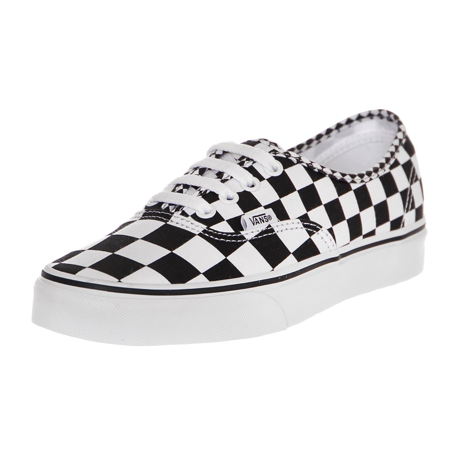 Vans Sneakers Ua Authentic (Mix Multicolor Checker Multicolor (Mix 3613ac