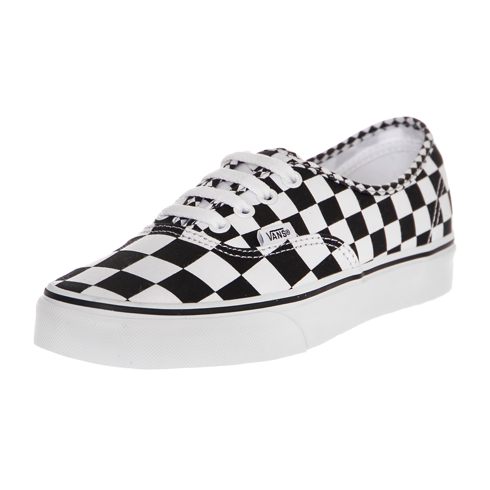 Vans (Mezclar Zapatillas Ua Auténtico (Mezclar Vans Checker Multicolor 89727e