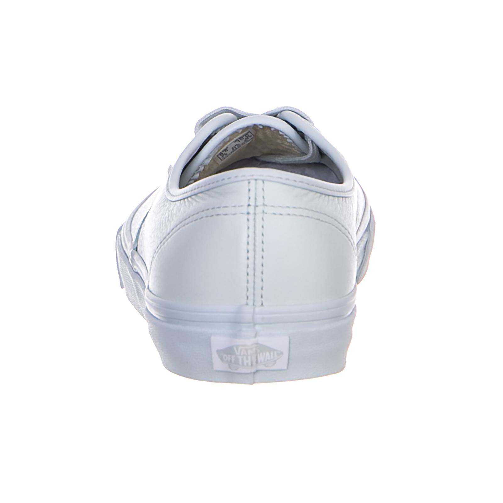 Vans Turnschuhe UB authentisch (leather) ice flow weiß