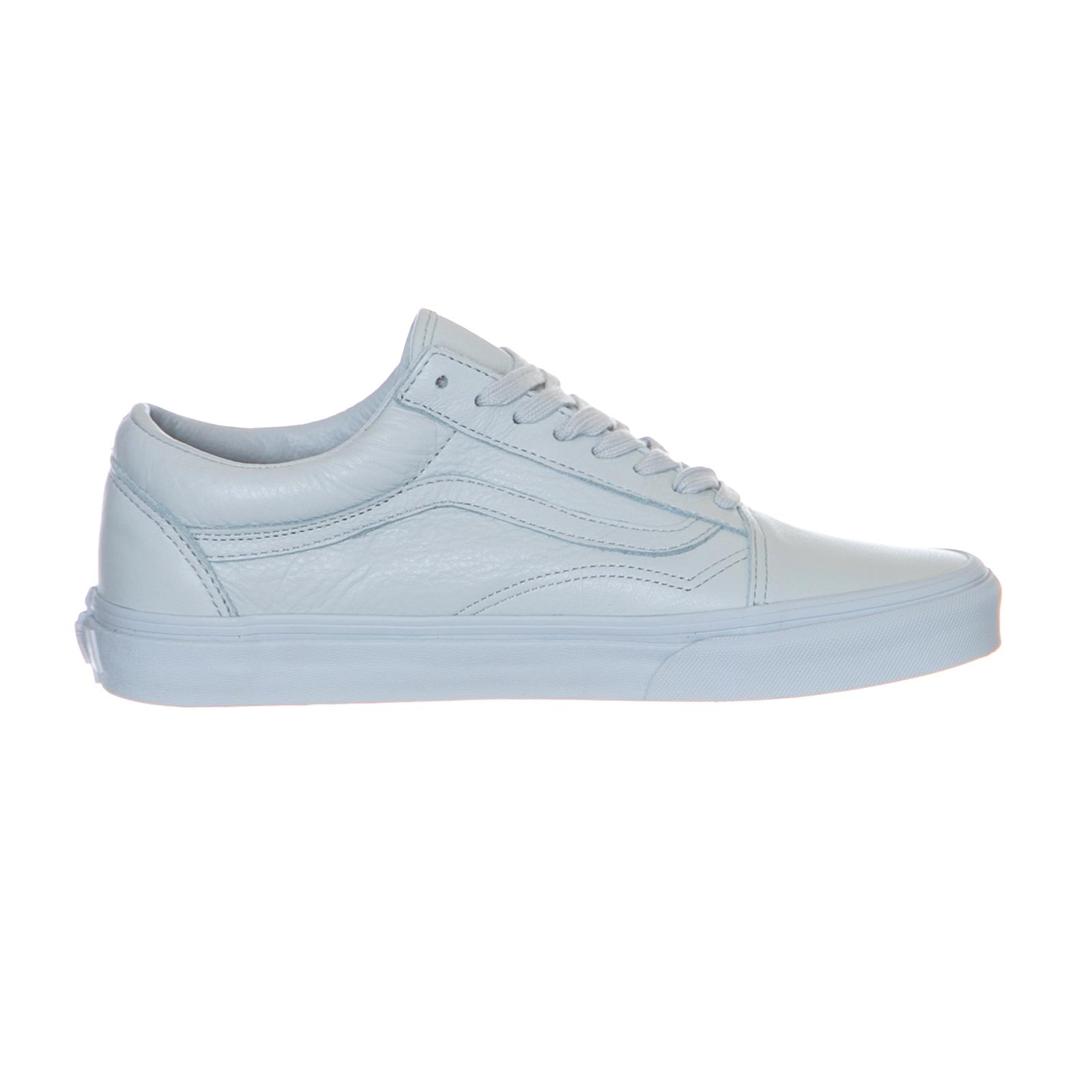 finest selection 2aba2 b4594 ... Vans Sneakers Ua Old Skool (Leather) Mo Azzurro ...