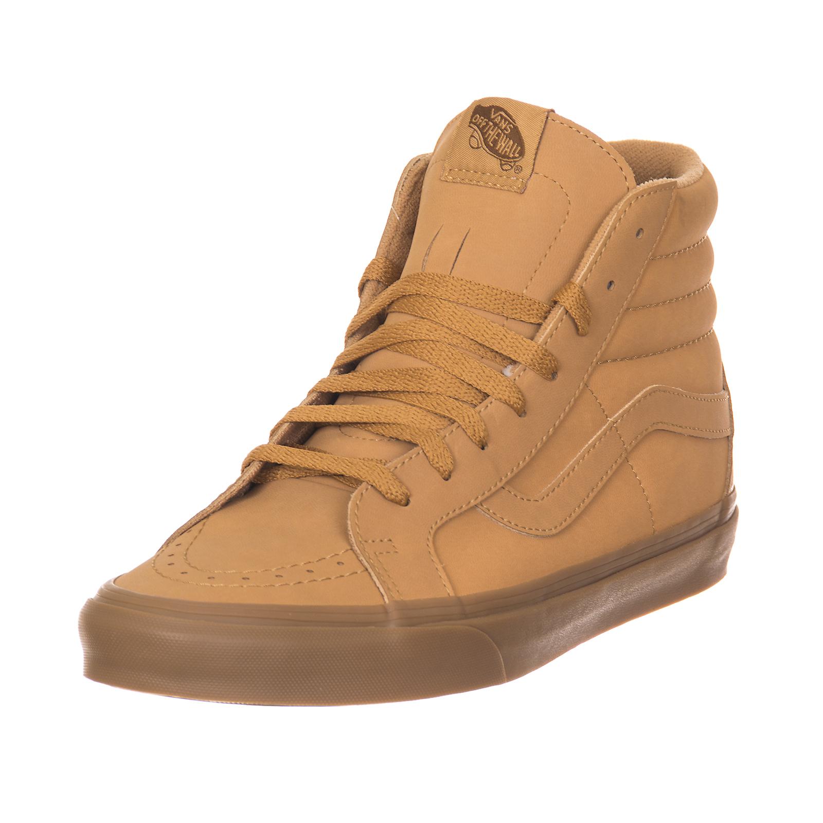 f2c43133f18738 Vans Sneakers Unisex Ua Sk8-Hi Reissue (Vansbuck) Light Gum Mono