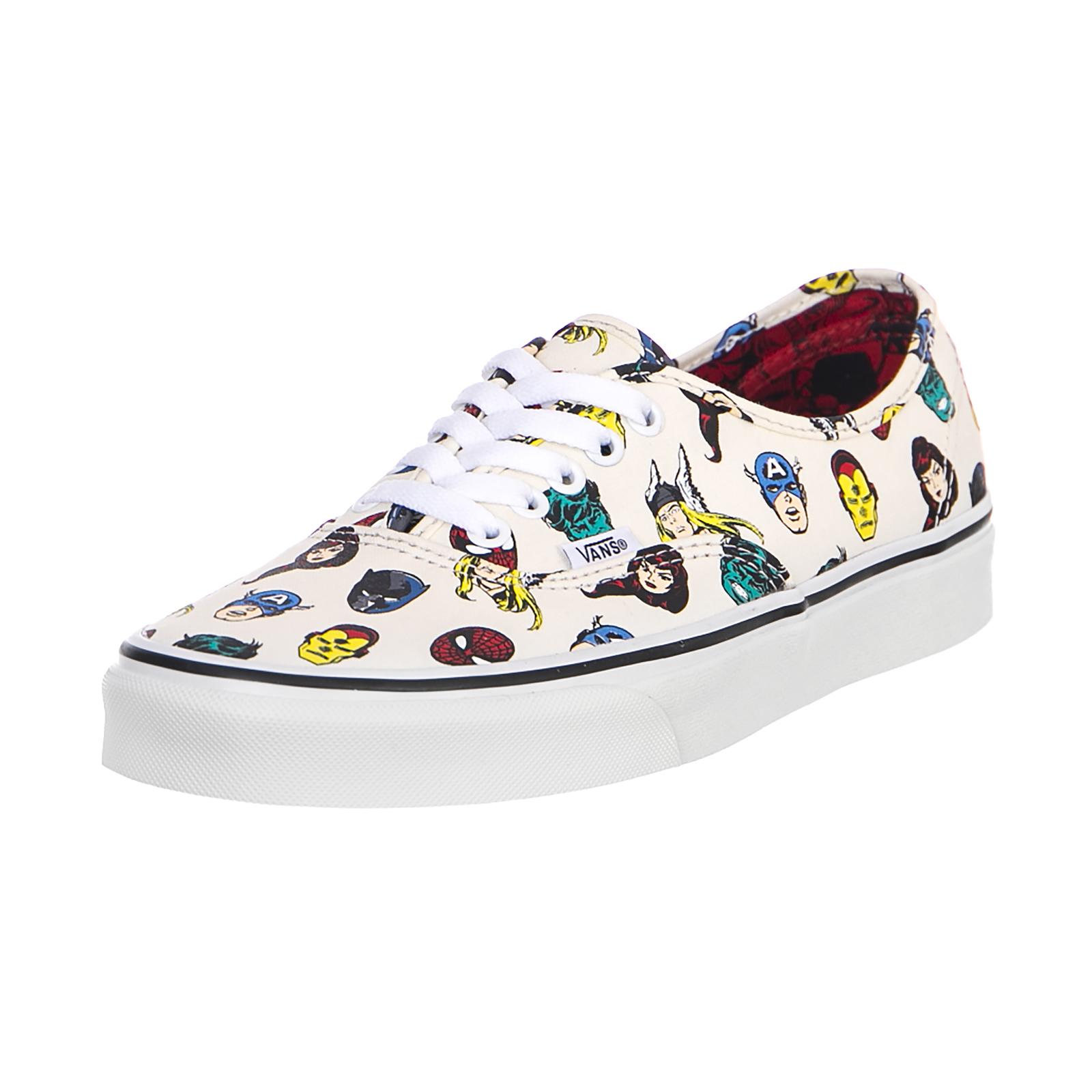 Details about Vans Sneakers Ua Original (Marvel) Mvl H  White 516cf5644