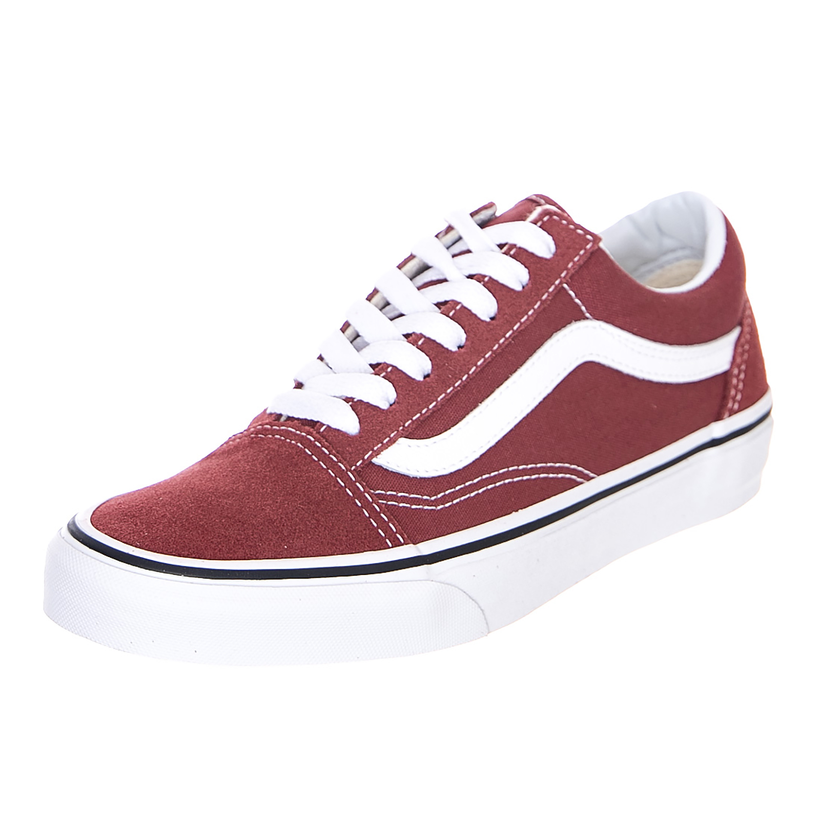 vans basse old skool bordeaux