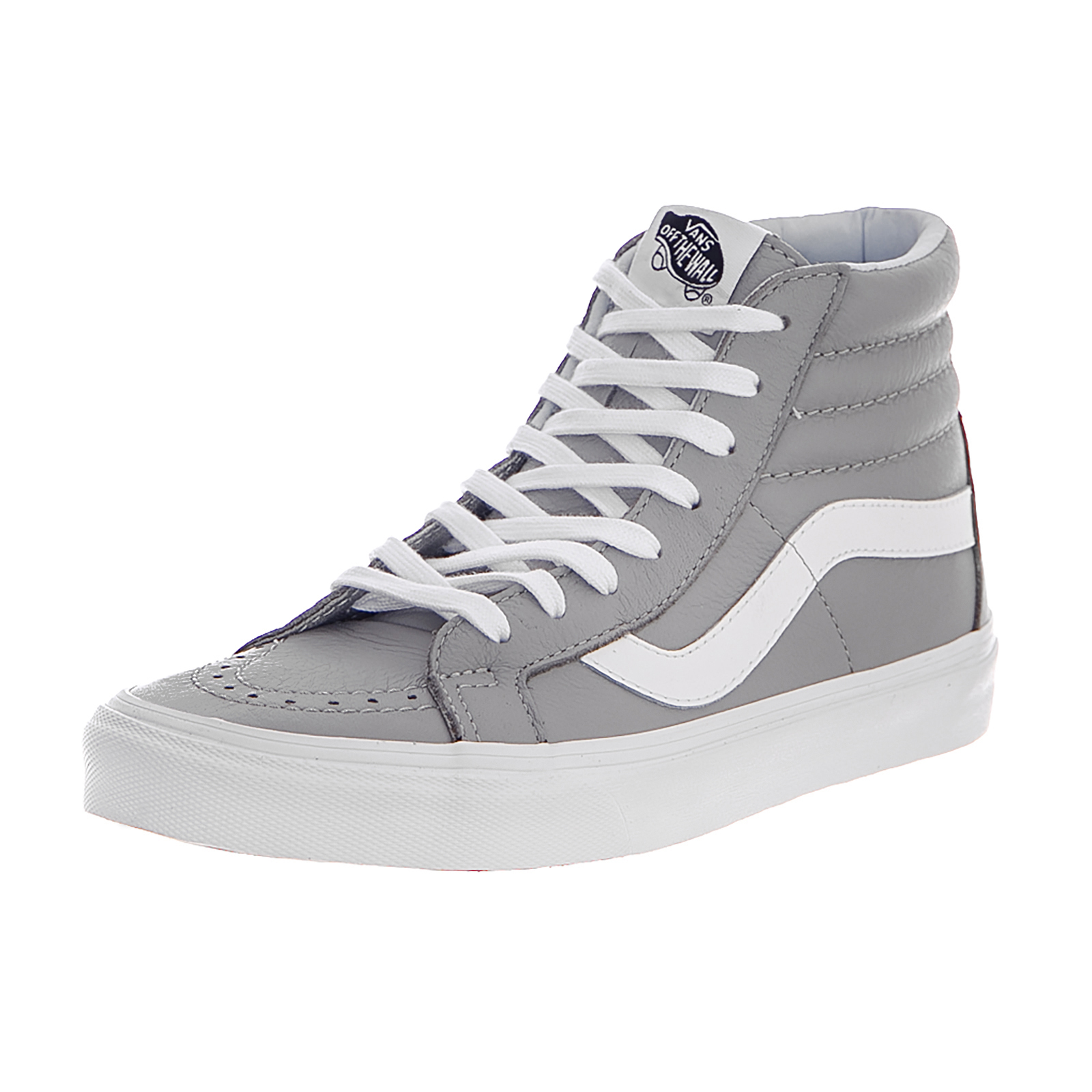 4be6c7b44249e0 Vans Sneakers Ua Sk8-Hi Reissue (Leather) Oxford Drizzle Grey