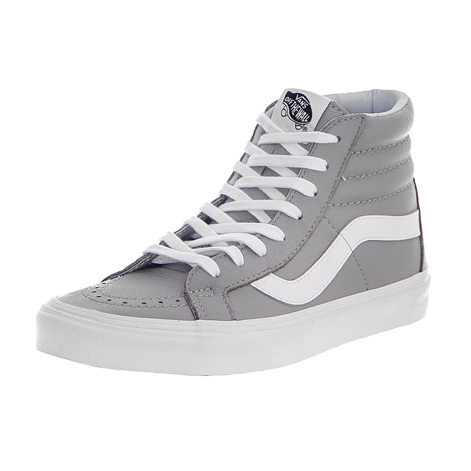 Vans Sneakers Ua Sk8-Hi Reissue (Leather) Oxford/Drizzle Grigio