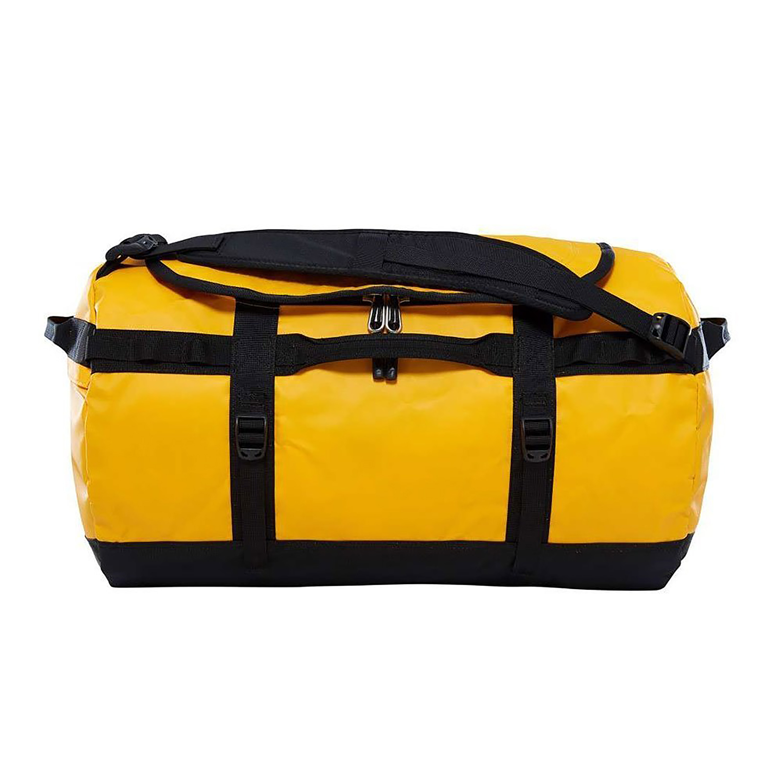 73e9d8d51 Details about The north face Bags Shoulder Base Camp Duffel S Sumitgld /  Tnfbl Yellow Black