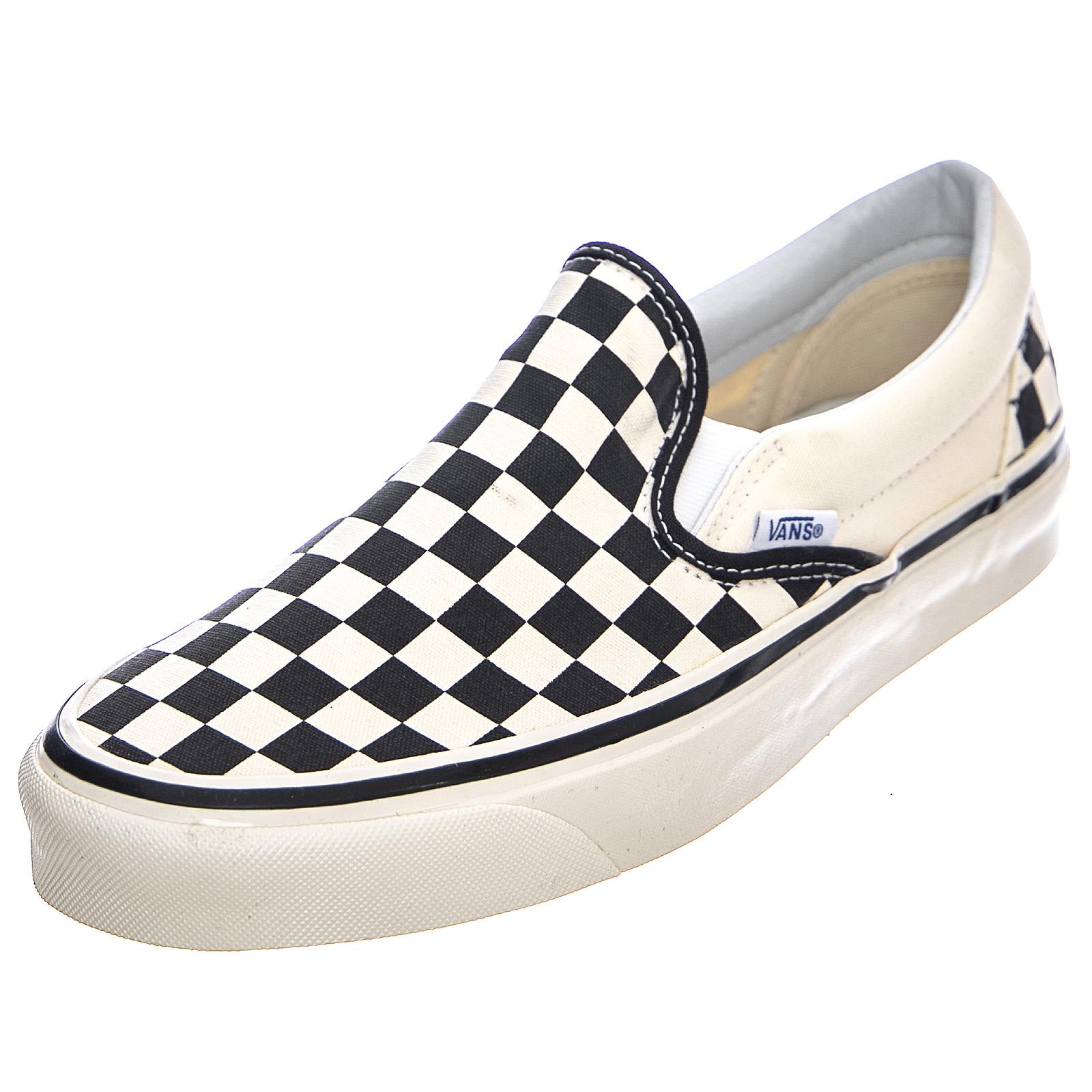 Vans anaheim factory classic slip - on 98-multicolor-low shoes   eBay