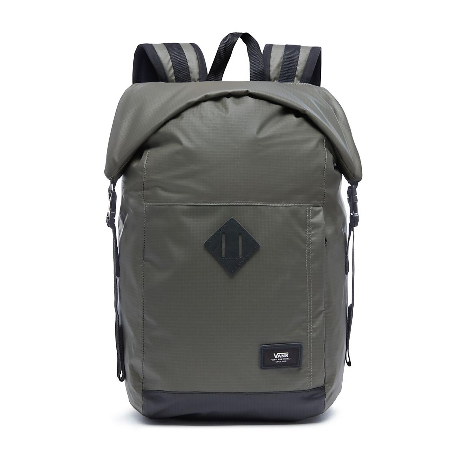 Vans-Zaini-Mn-Fend-Roll-Top-Backpack-Grape-Leaf-Verde