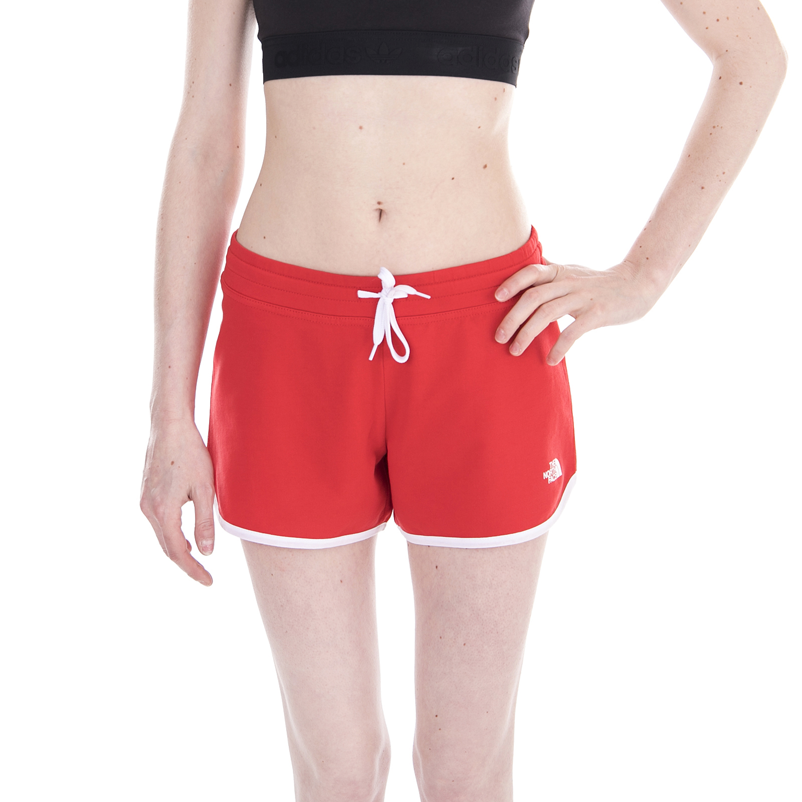 The North Face Shorts W Short Short Tnf Red