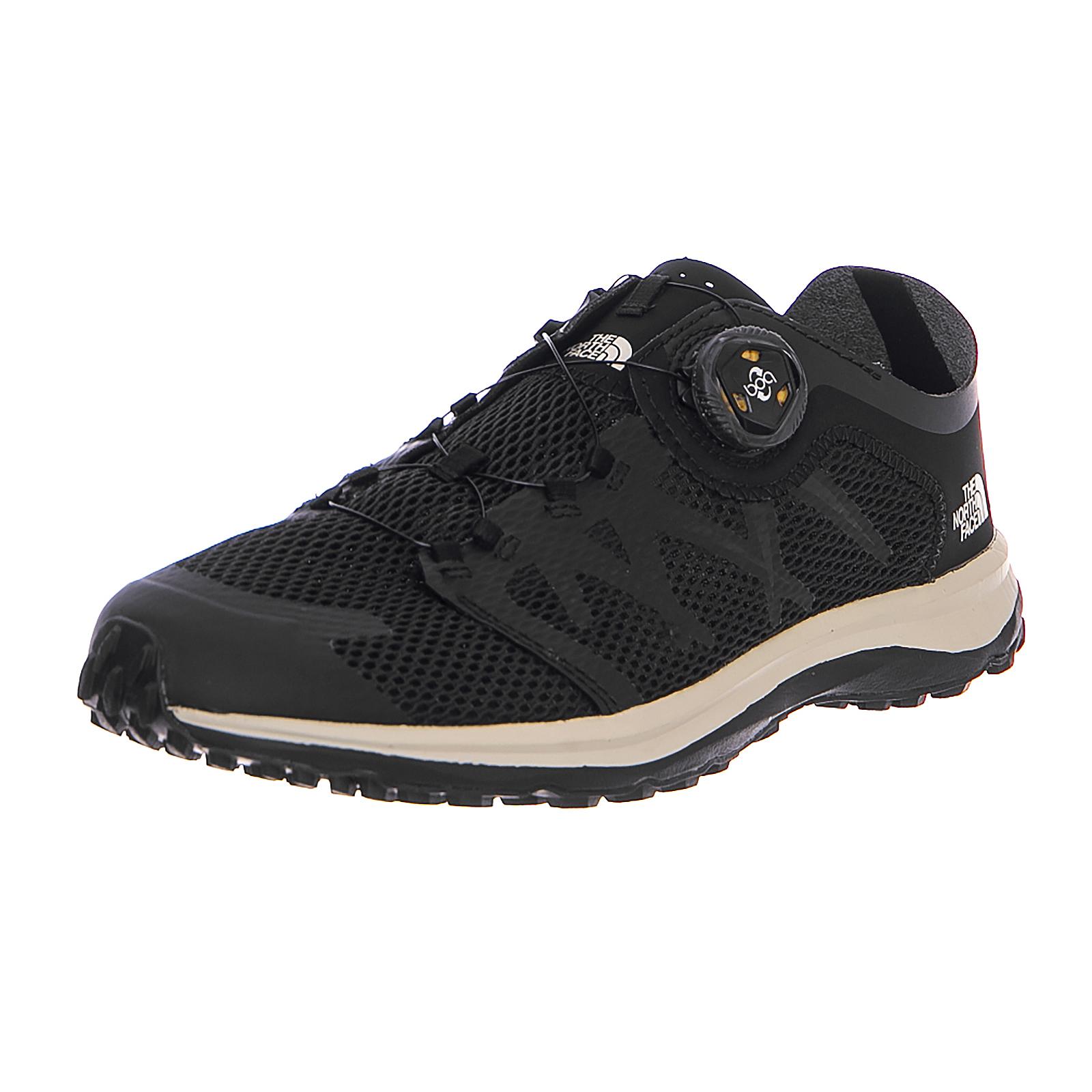 Zapatos casuales salvajes The North Face Zapatillas M Litewave Flow Boa Tnfblk/Vntagwht Negro