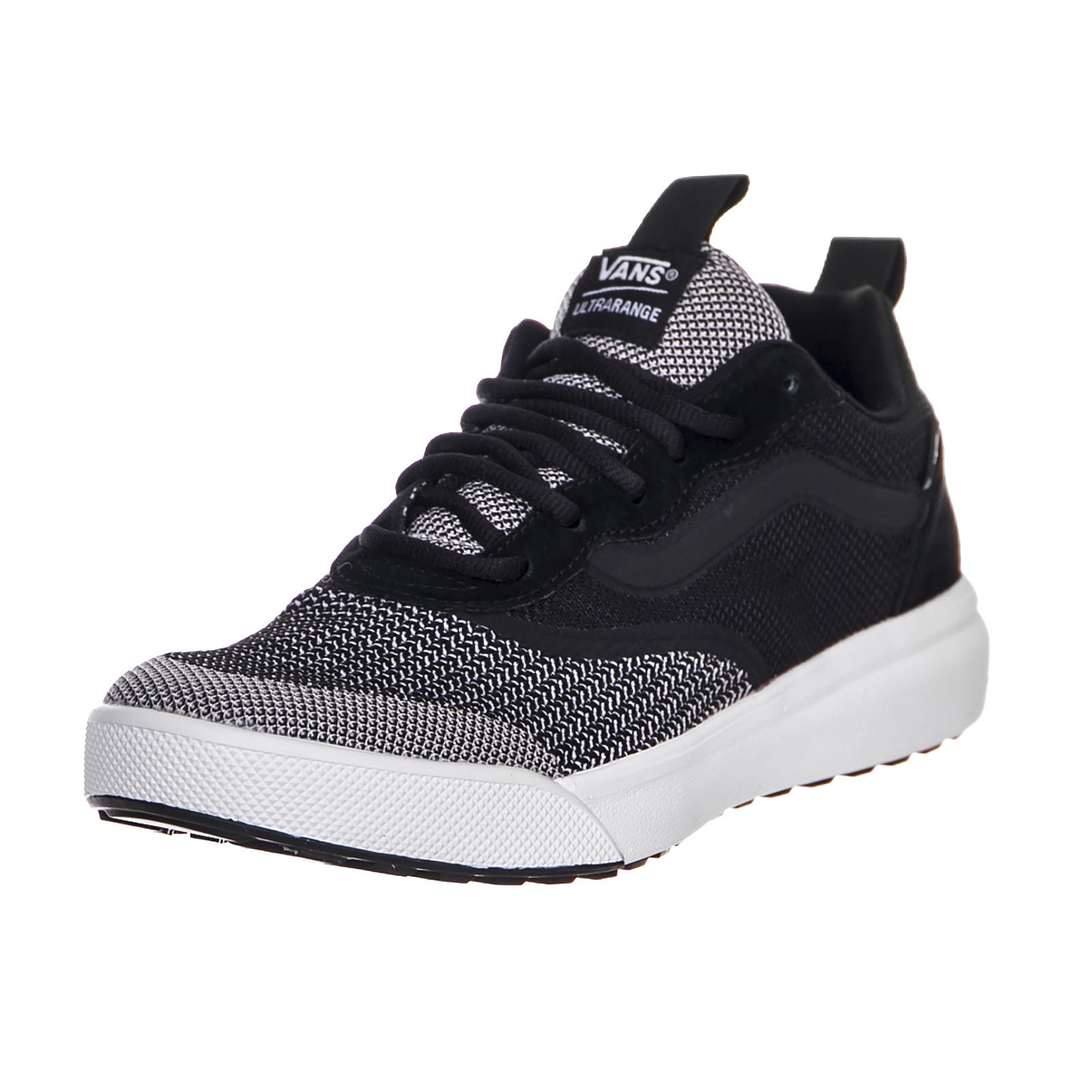 Vans Sneakers Ua Ultrarange Dx (Yc Knit) Bl Nero