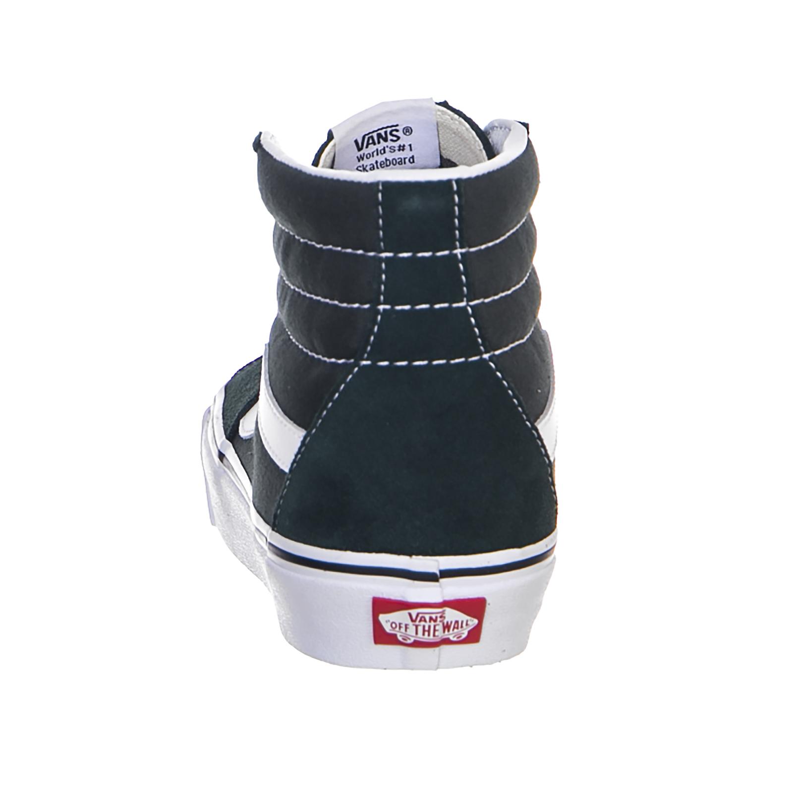 Vans Sneakers Ua Sk8-Hi Scarab/True Scarab/True Scarab/True Verde 463606