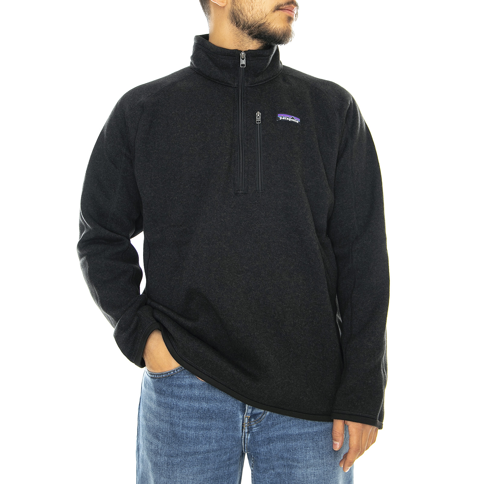 Patagonia Better Sweater Pull Homme 1//4 Zip