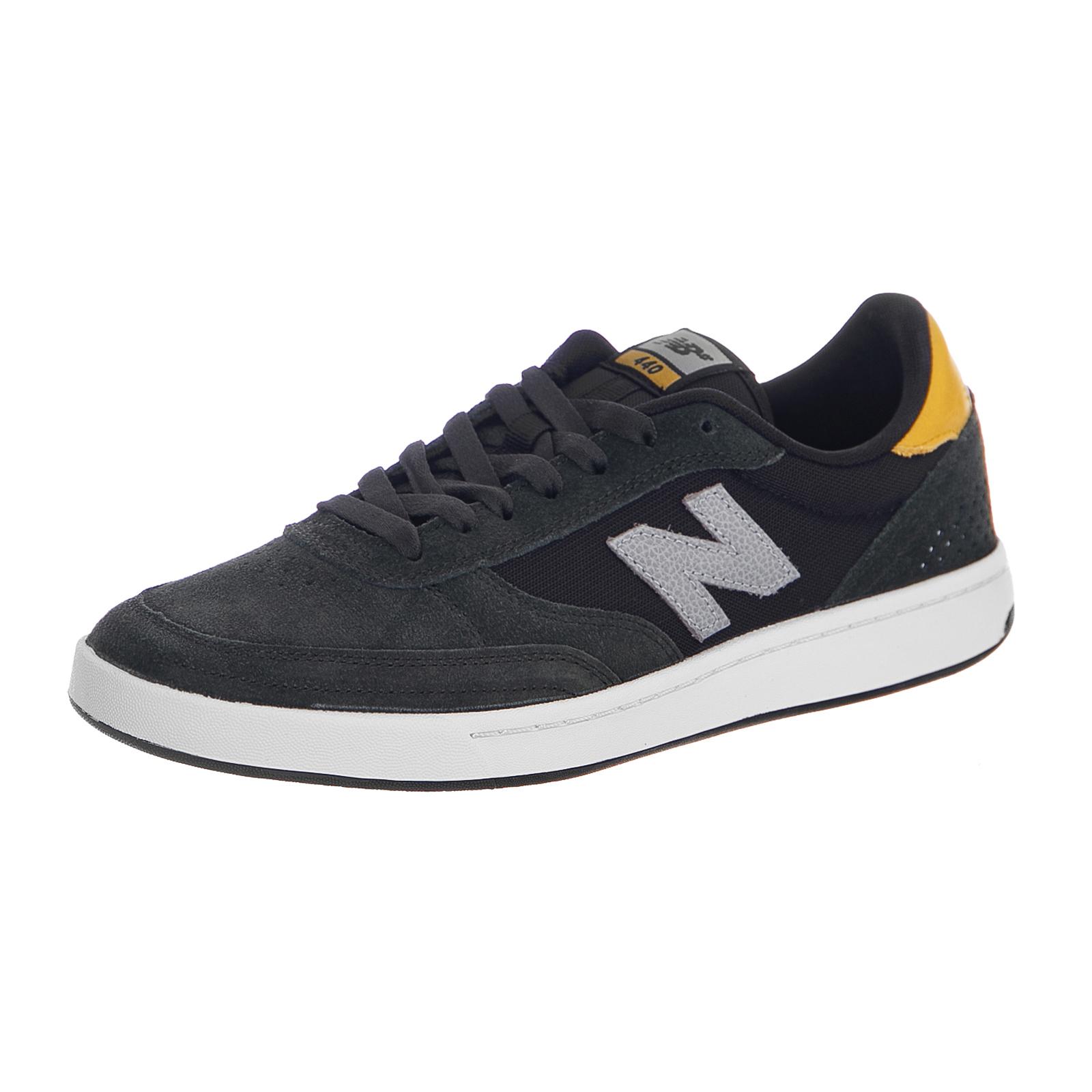 New New New Balance - Zapatillas de Cuero - azul 9c2c3b