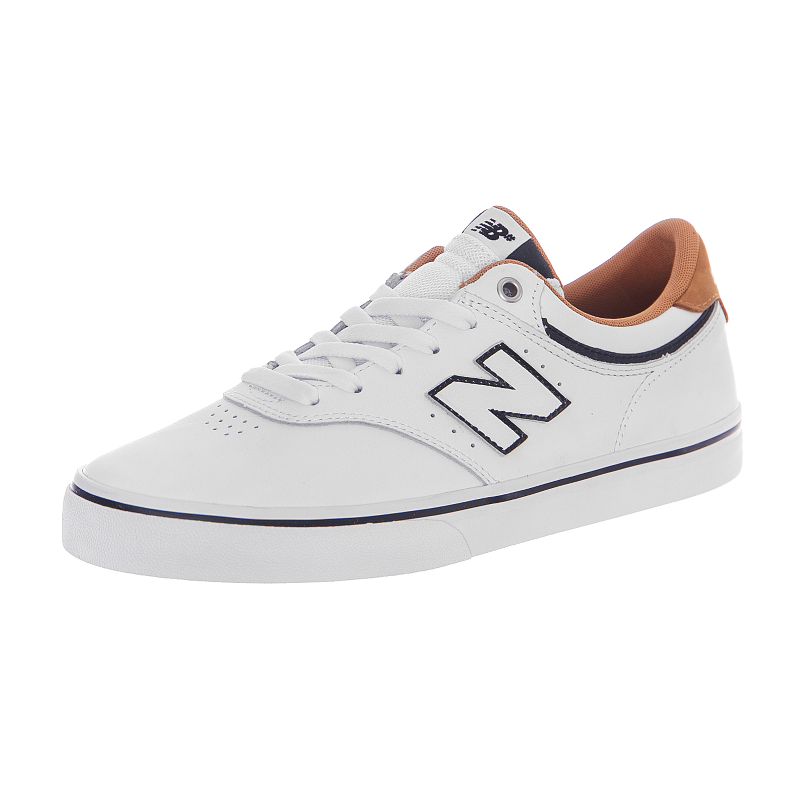 New White/Blue Balance Sneakers Numeric Skateboarding White/Blue New Suede/Leather D White 07fbeb