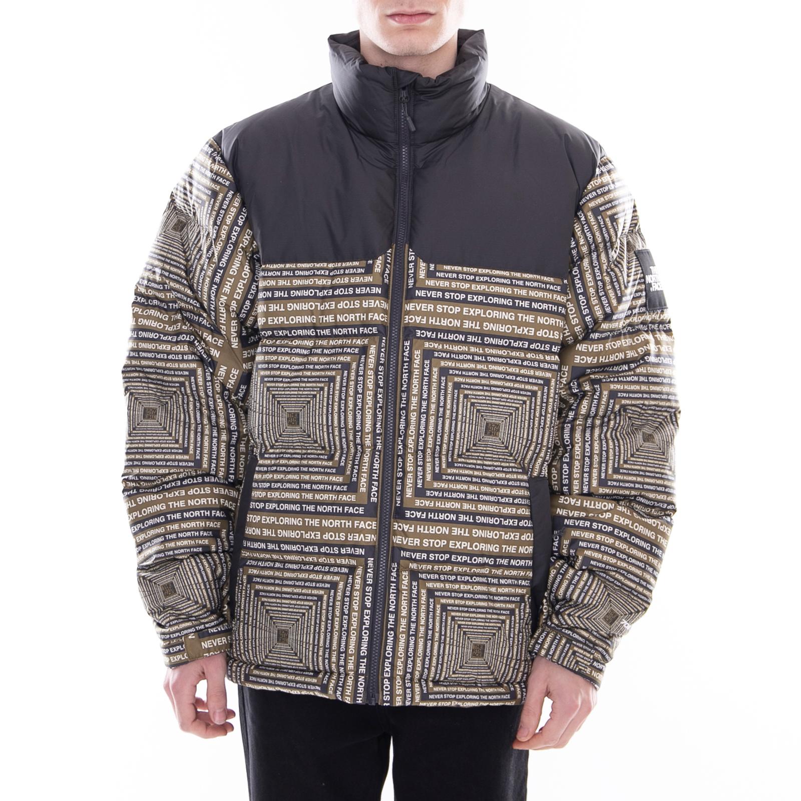 The North Face Giacche M 1992 Nuptse Jacket Black Multicolor Multicolor 2 2  sur 4 ... c1720a1e679c