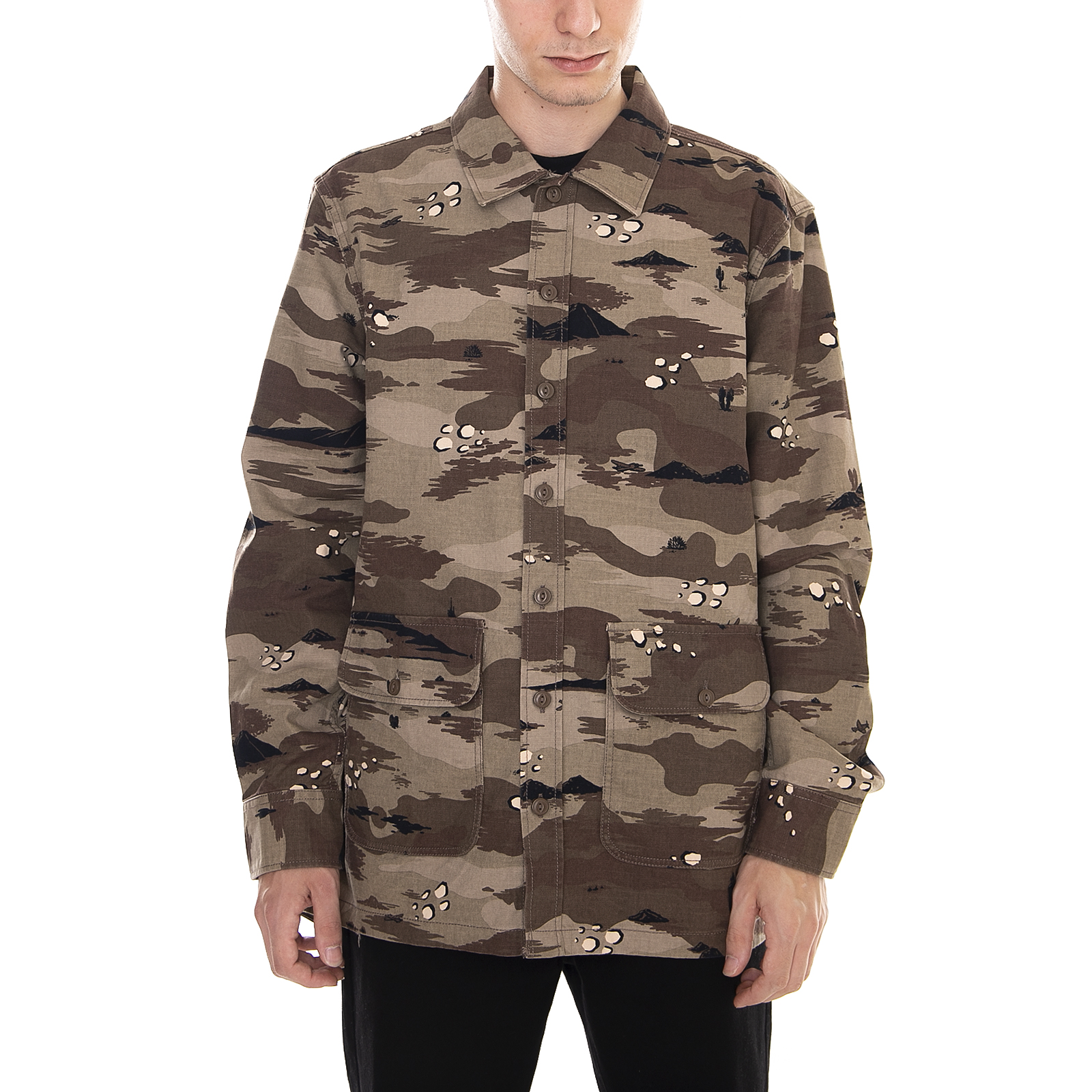 Vans Sweatshirt Sweatshirt Sweatshirt Mn Winchester Storm Camo Camo 3724af