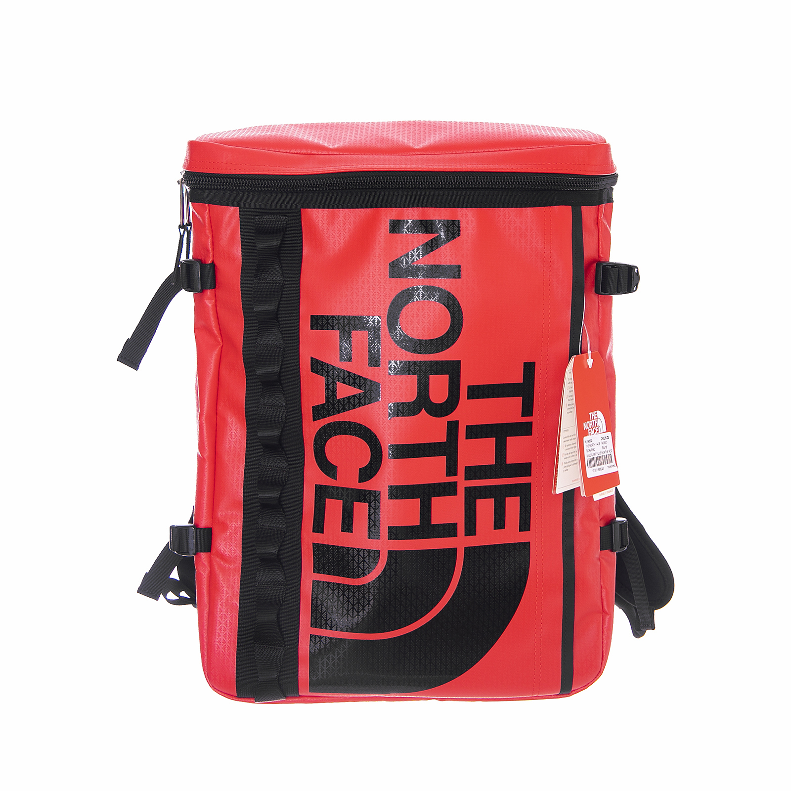 Zaini Camp Box Red North 145 Eur Rosso 00 Face Tnf The Base Fuse ZqxFEIxw