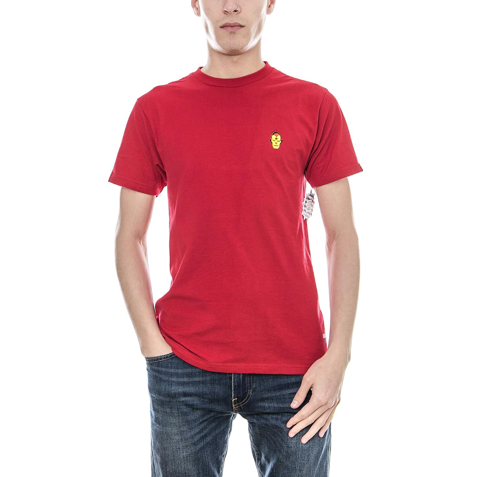 Vans T-Shirt MN Vans x Marvel CHA Kardinal rot