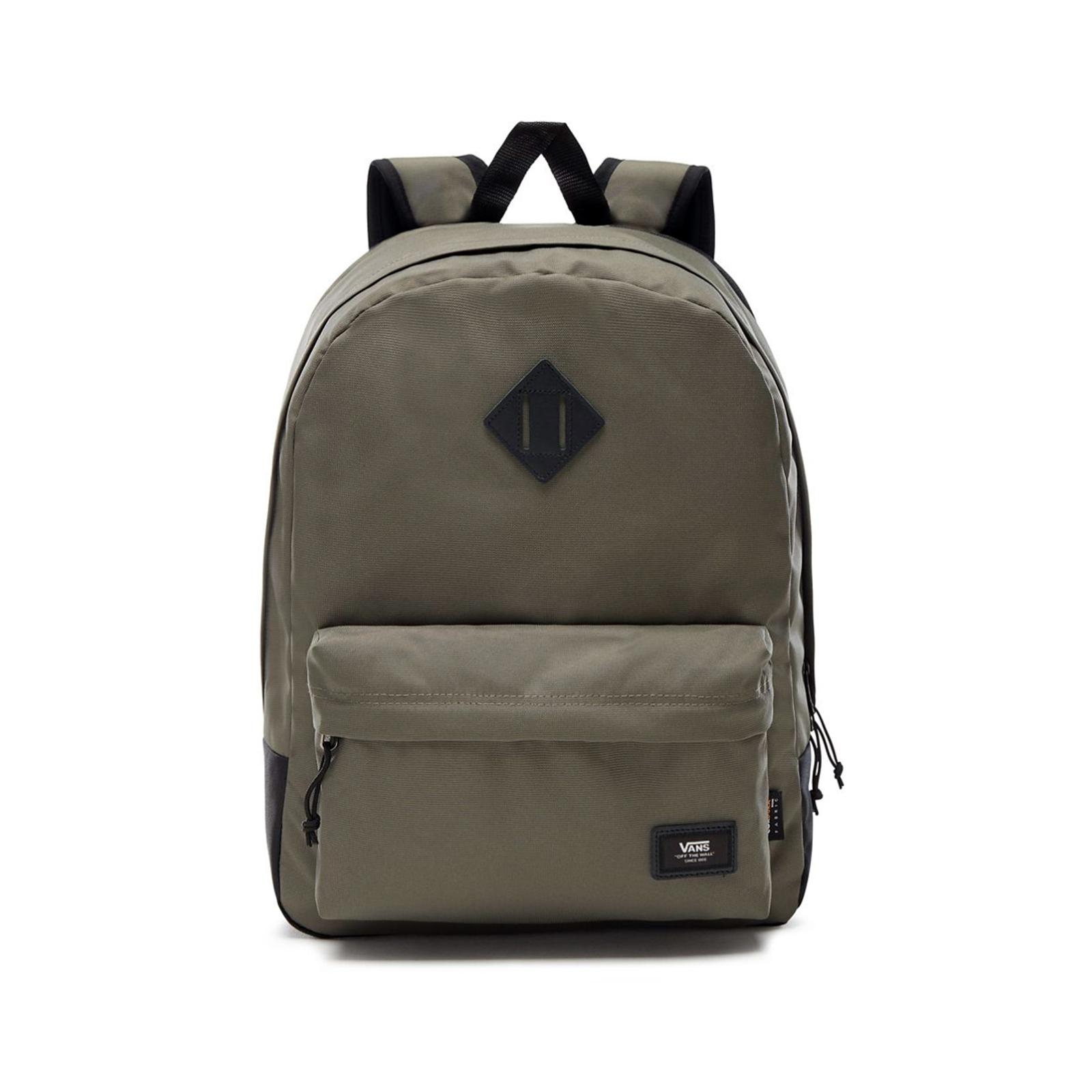 038e01f84f Vans backpacks old skool plus backpack grape leaf black green