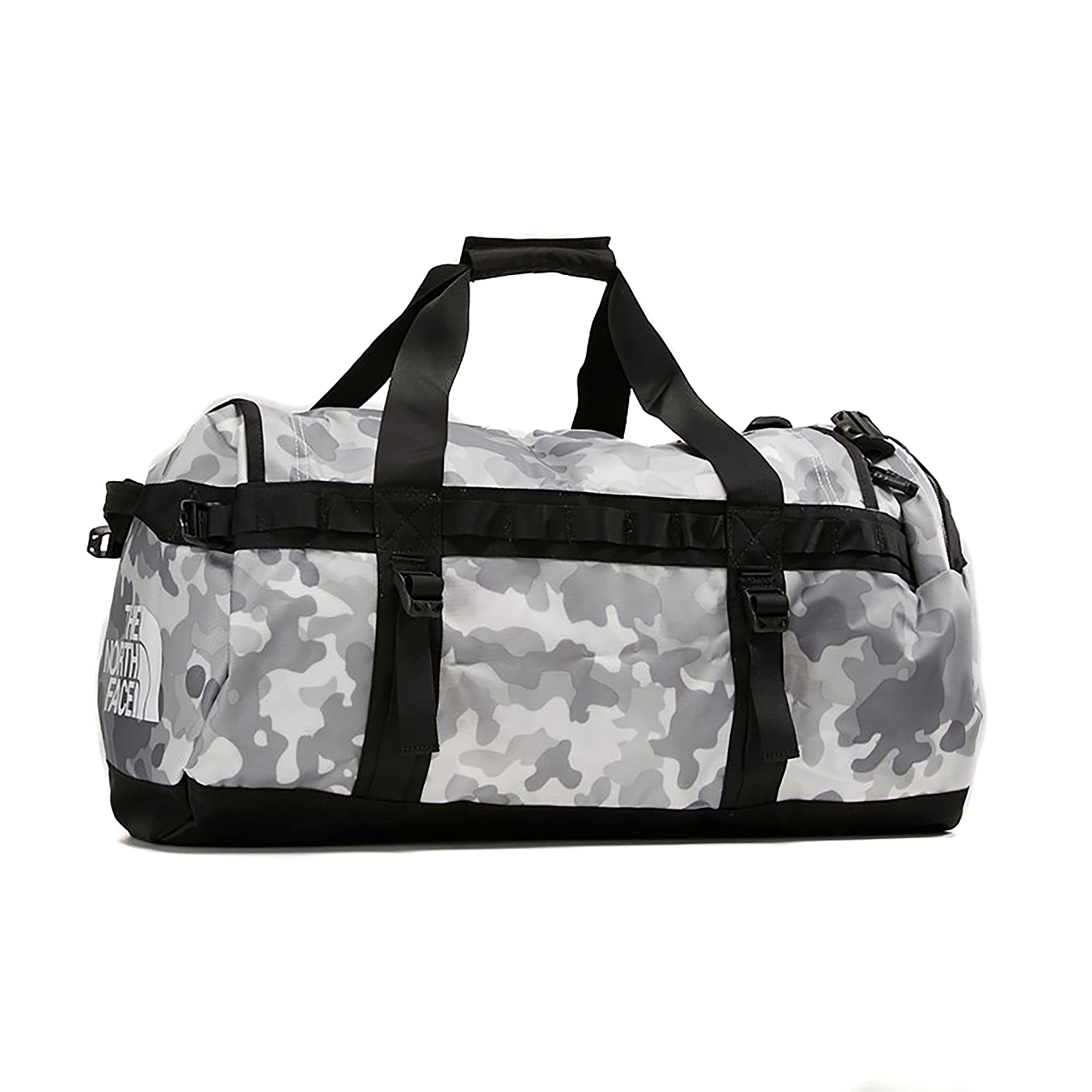 The North Face Suitcases Base Camp Duffel - M Tnfwmcflcp Tnf Camo  3c8a2fbacb
