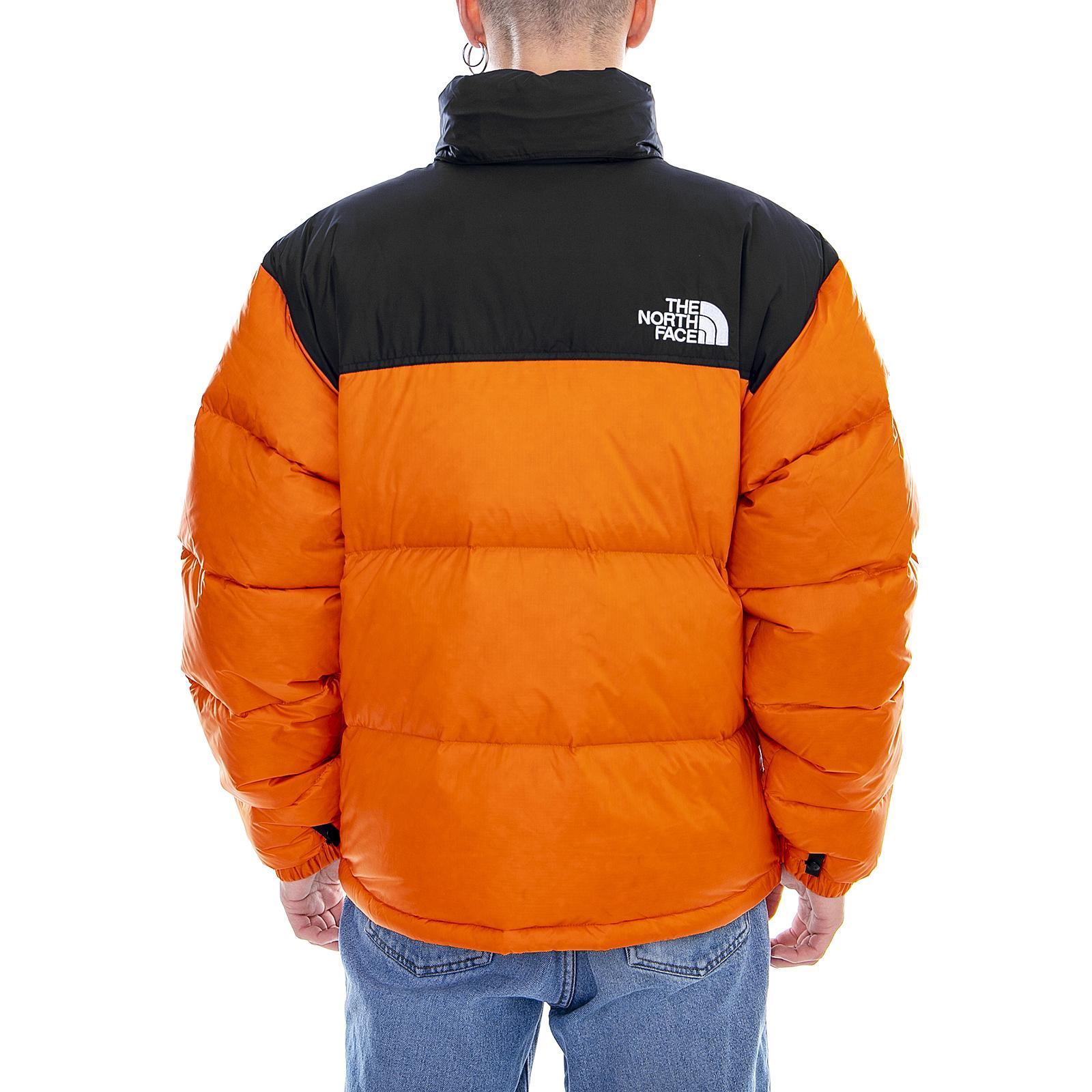 The North Face Giacche M 1996 Rto Nptse Jkt Persian Orange Arancione ... c17475b4c
