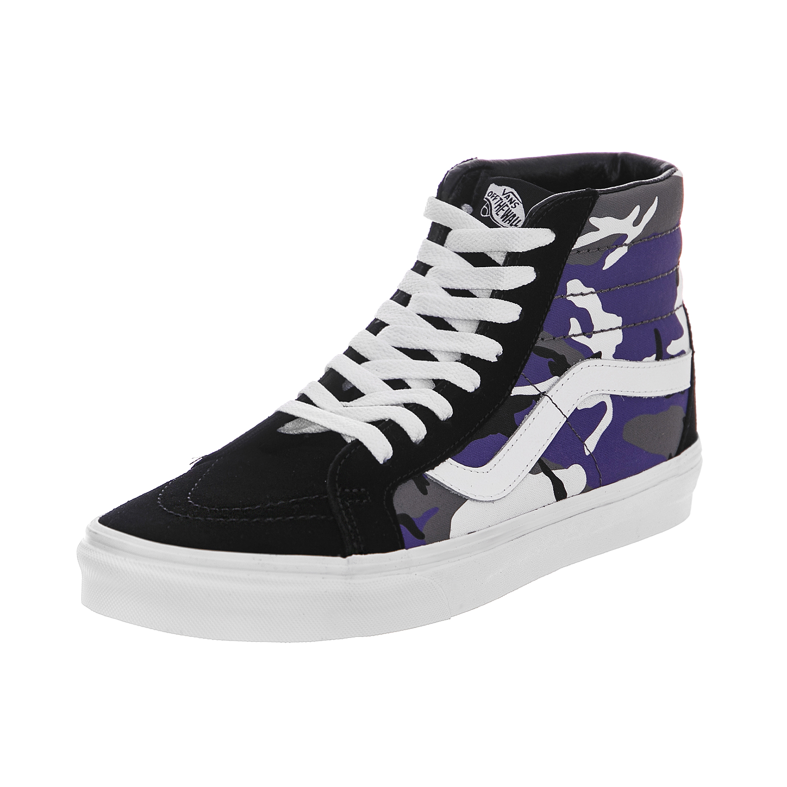 4c8eeb144765 Vans Sneakers Ua Sk8-Hi Reissue (Pop Camo) Black Heliotrope True ...