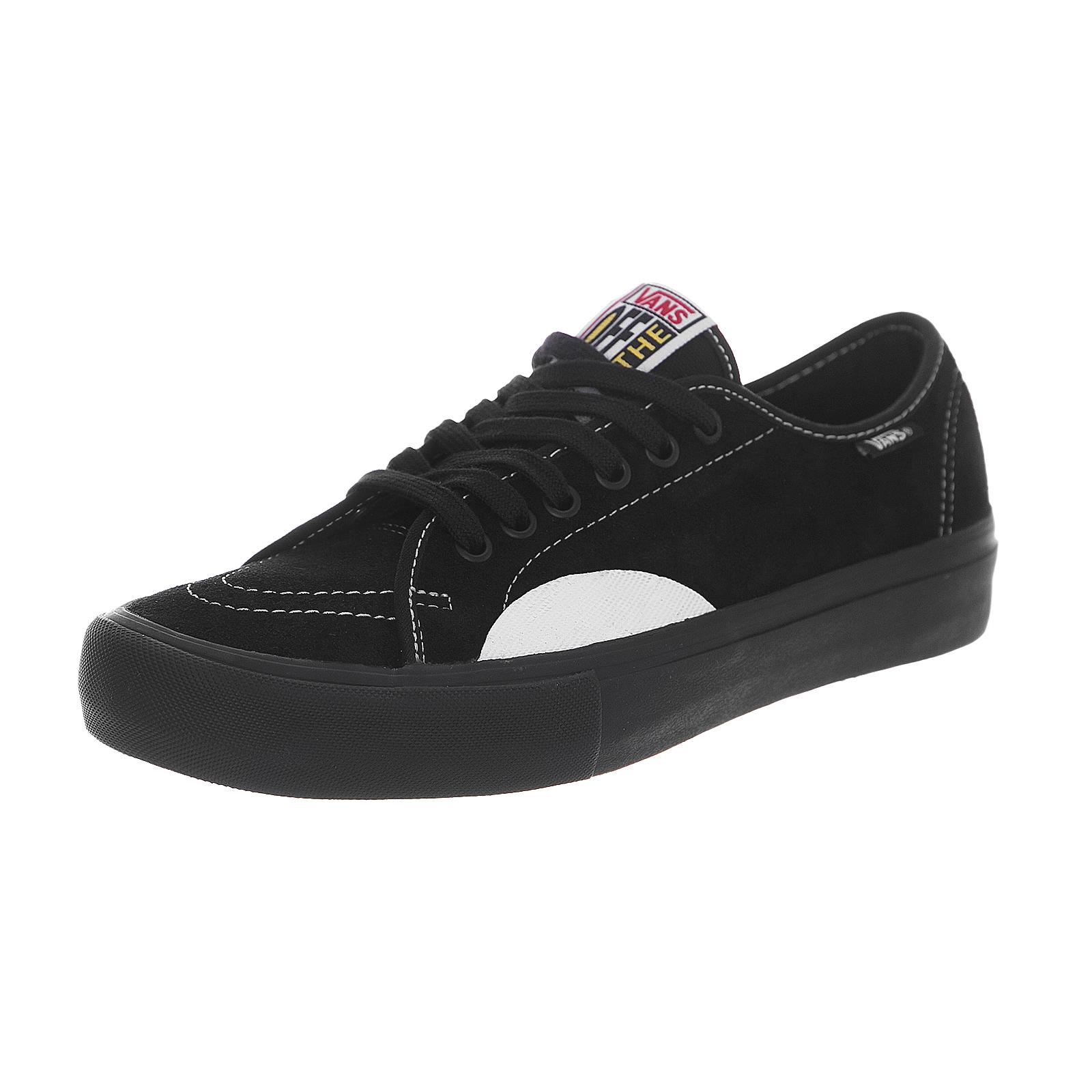 7285345f9 Zapatillas Vans Vans Pro Skate zapatos negro blanco negro clásico Pro Av