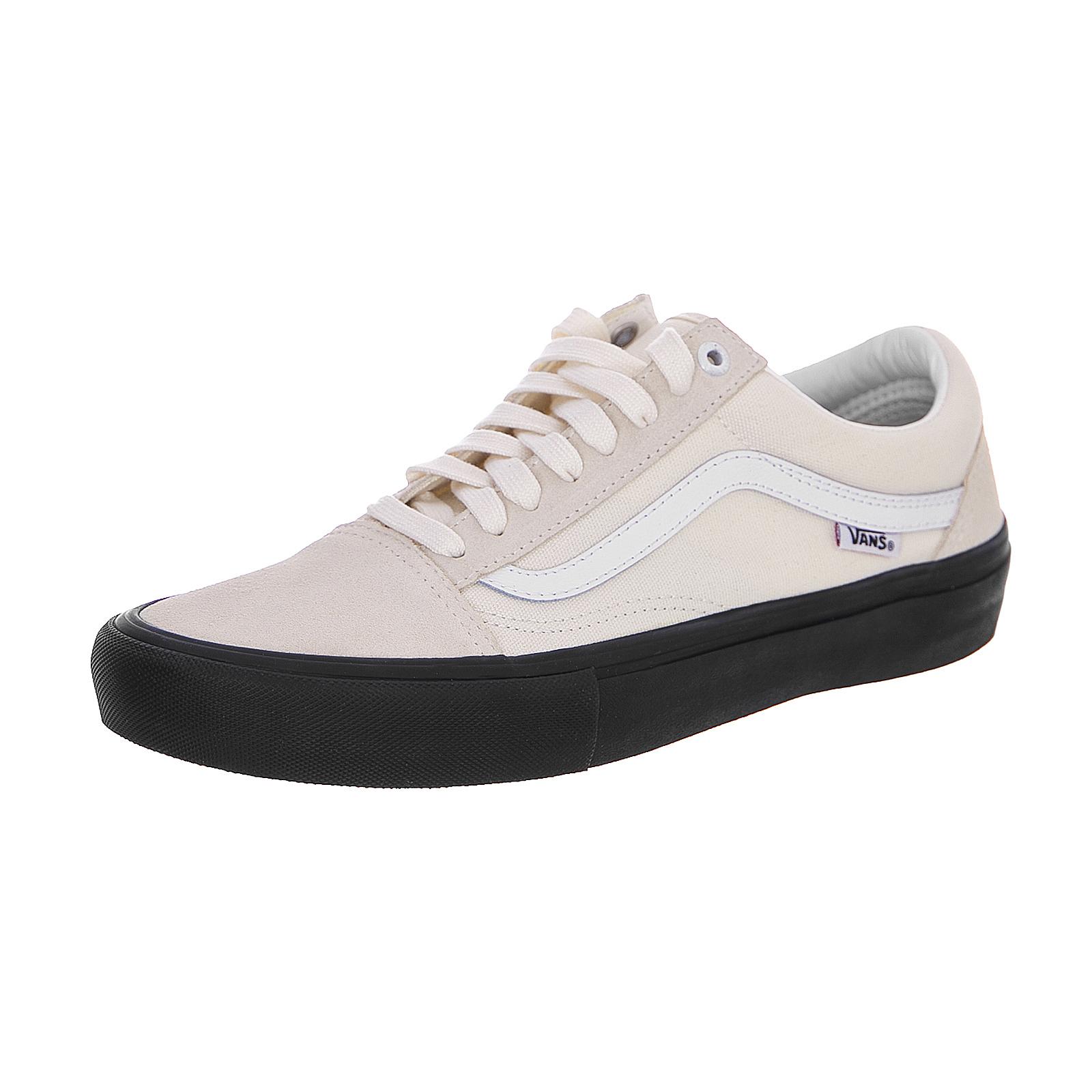 Vans Sneakers Mn Old Skool Pro Classic White/B Bianco