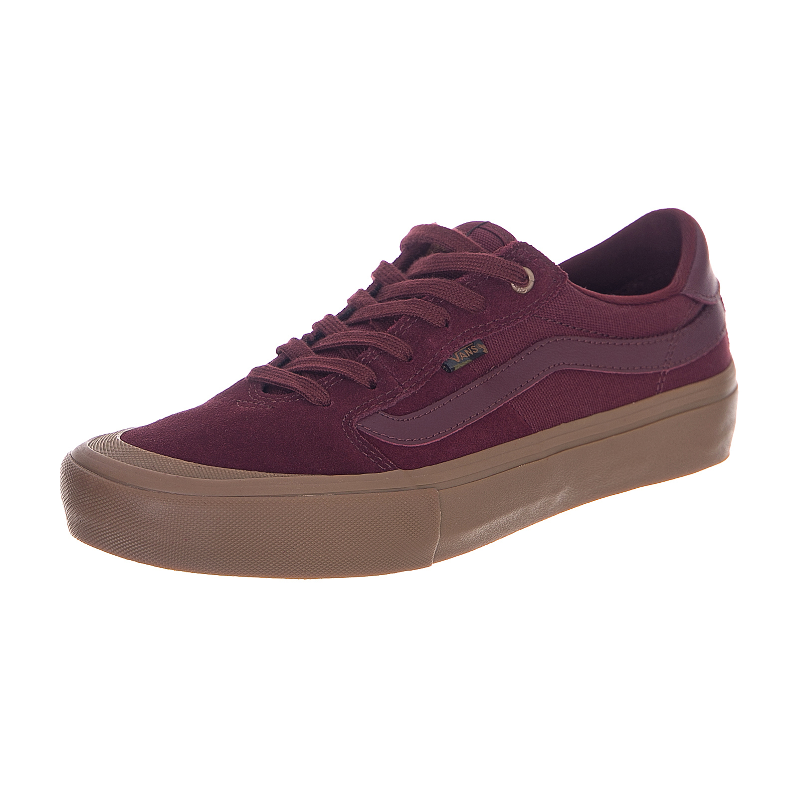 2f93b11b7a560a Vans Sneakers Style 112 Pro (Camouflage) Port Royal   Gum Burgundy ...